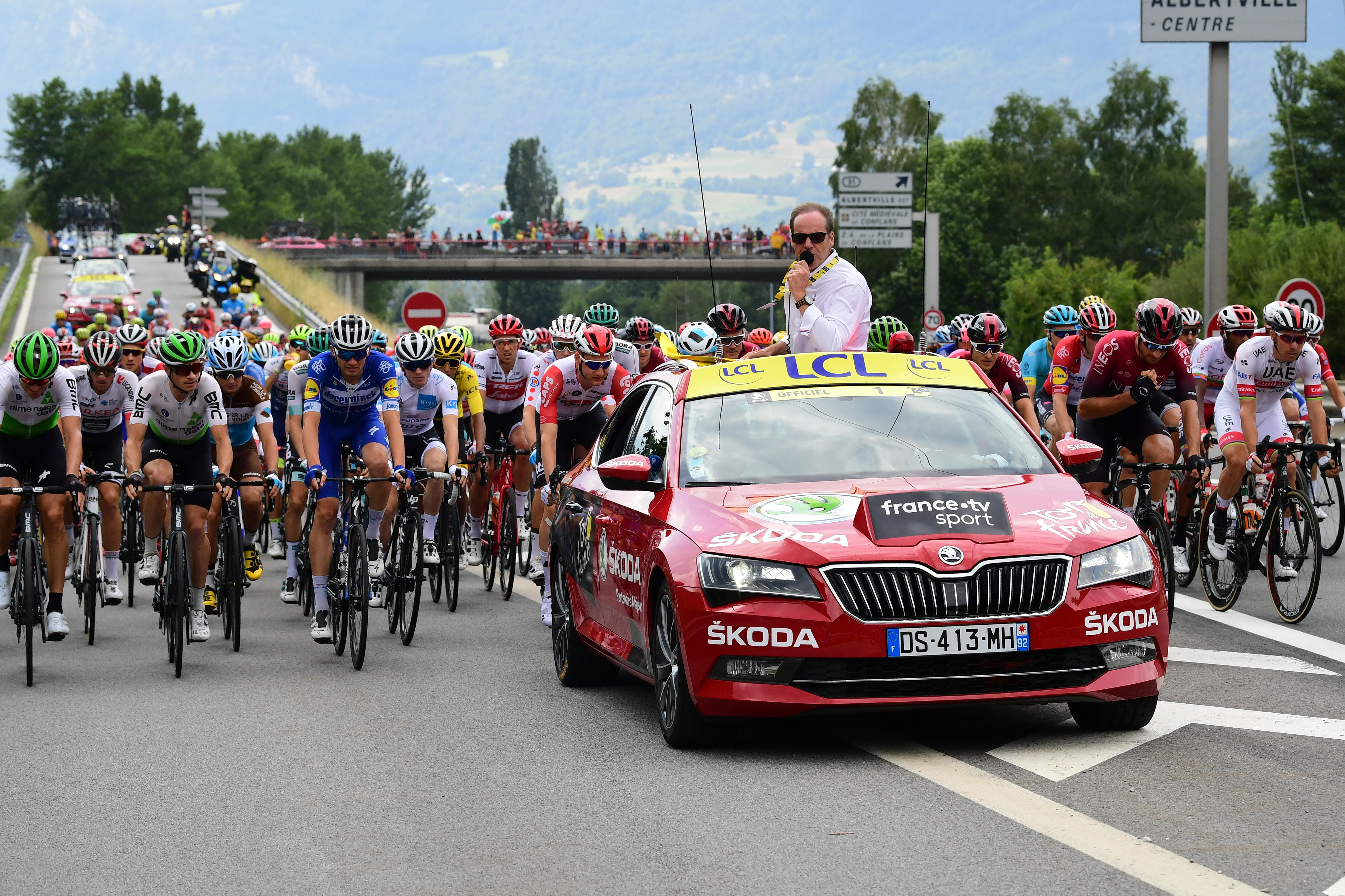 SKODA AUTO Official Main Partner of the Tour de France for 17th time - Image 1