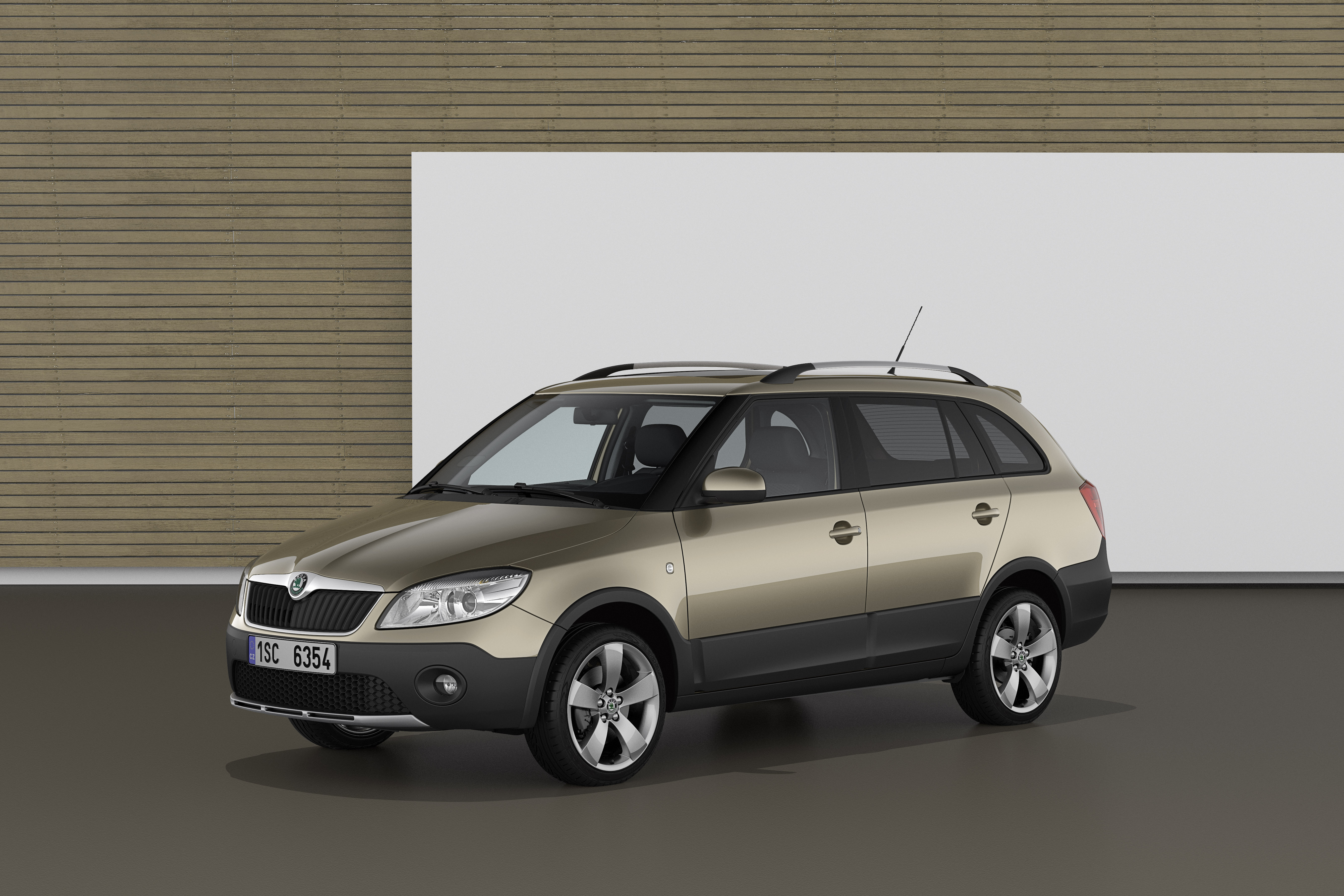 20 years of the SKODA FABIA COMBI: A real success story - Image 2