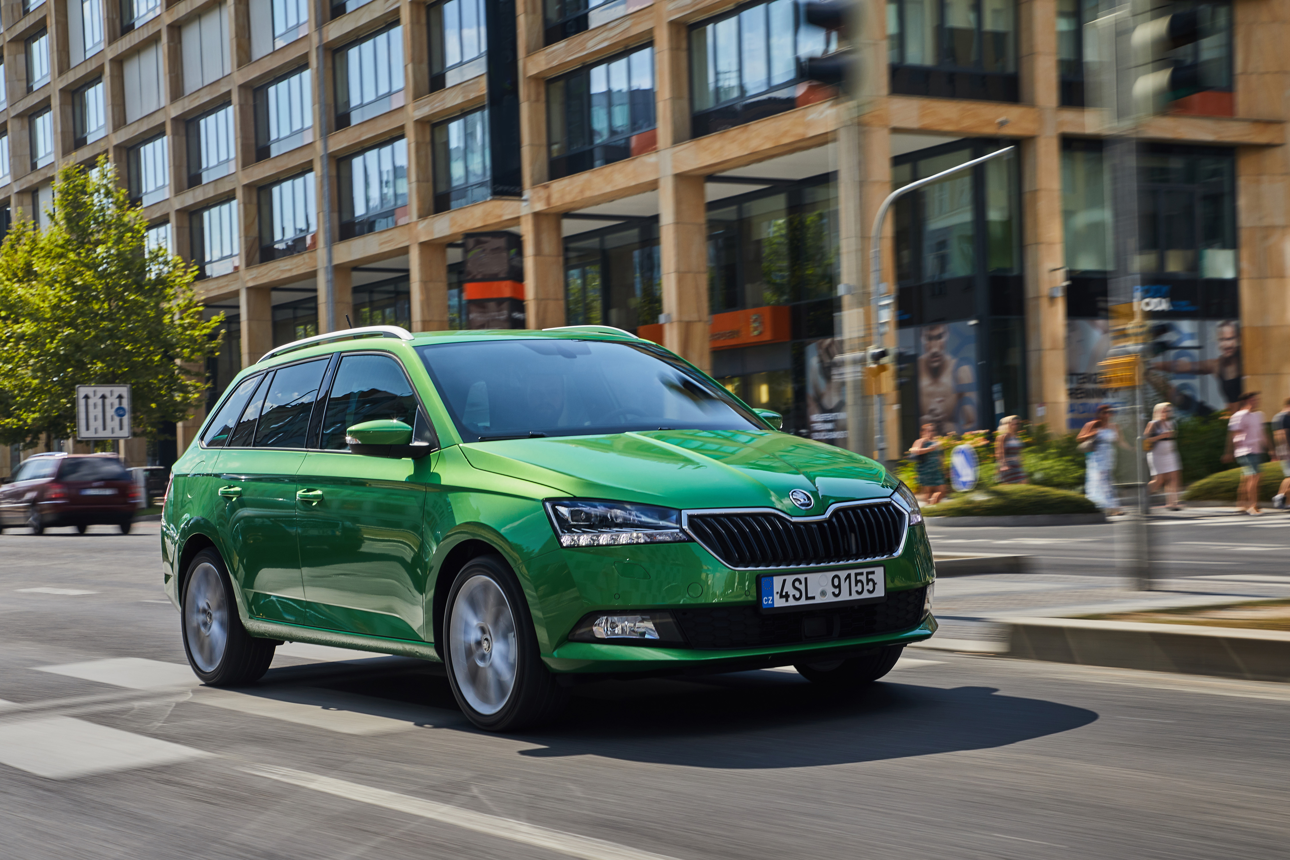 20 years of the SKODA FABIA COMBI: A real success story - Image 1