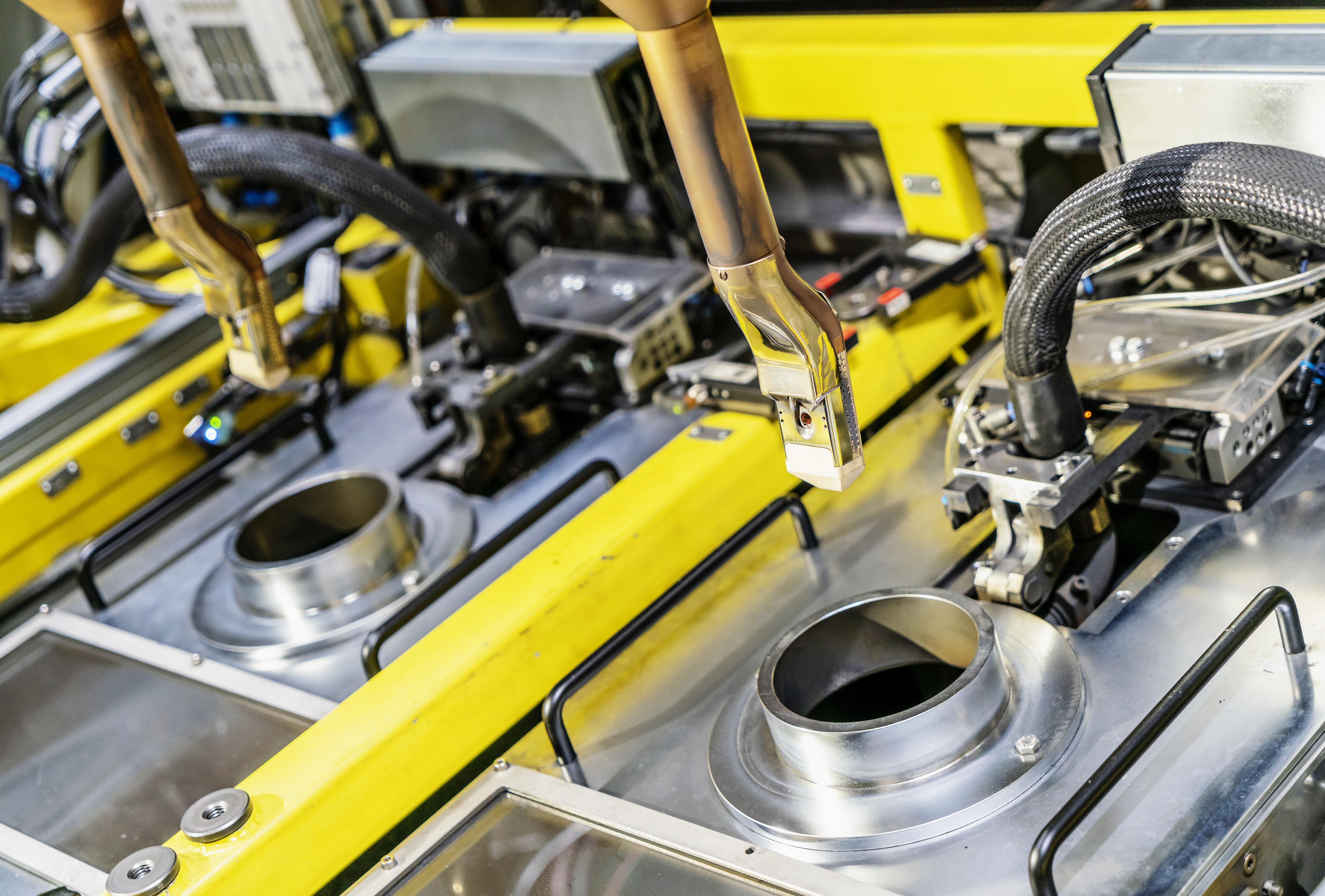 ŠKODA AUTO introduces plasma-coated cylinder blocks