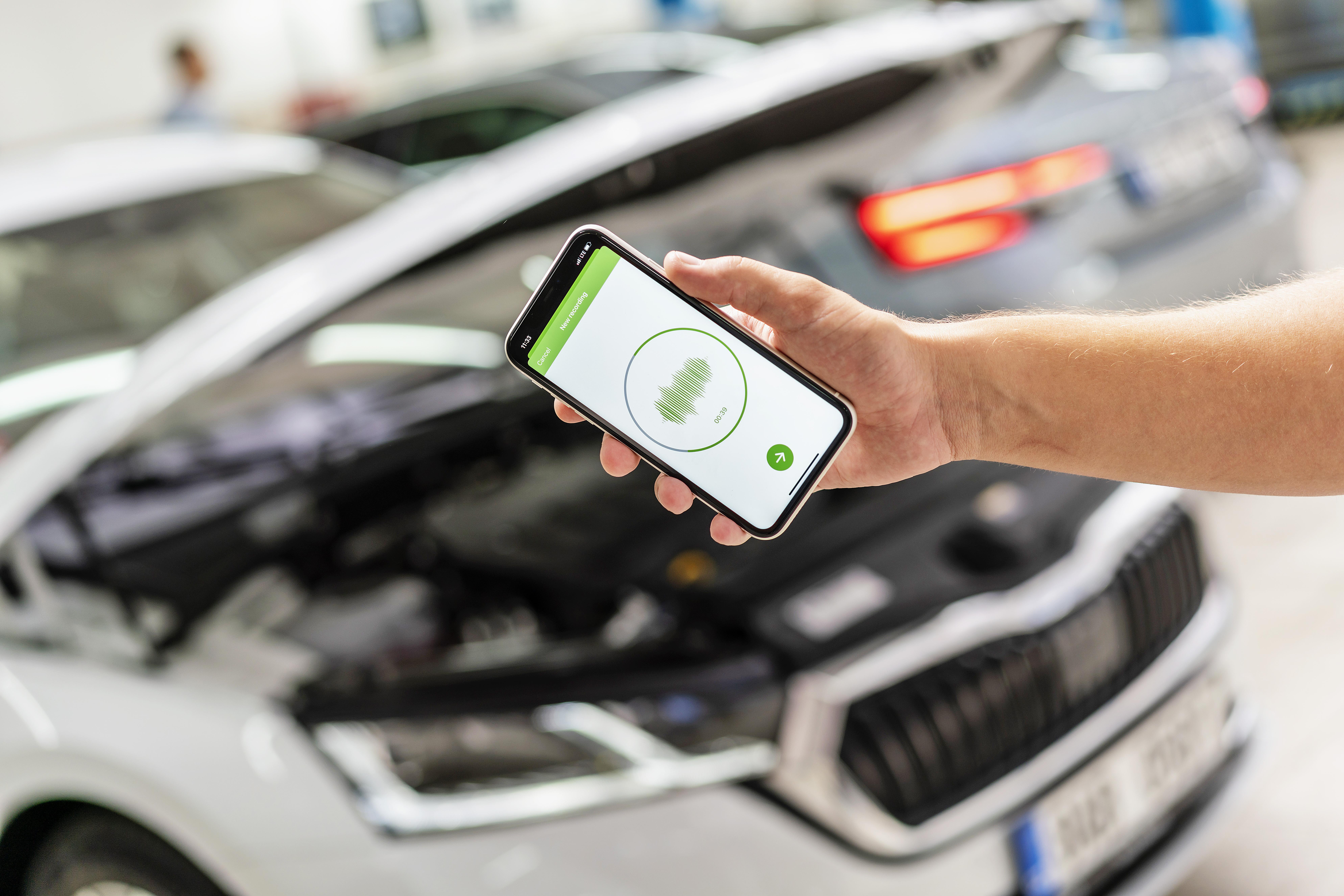 SKODA AUTO uses artificial intelligence for even more accurate car diagnostics - Image 2