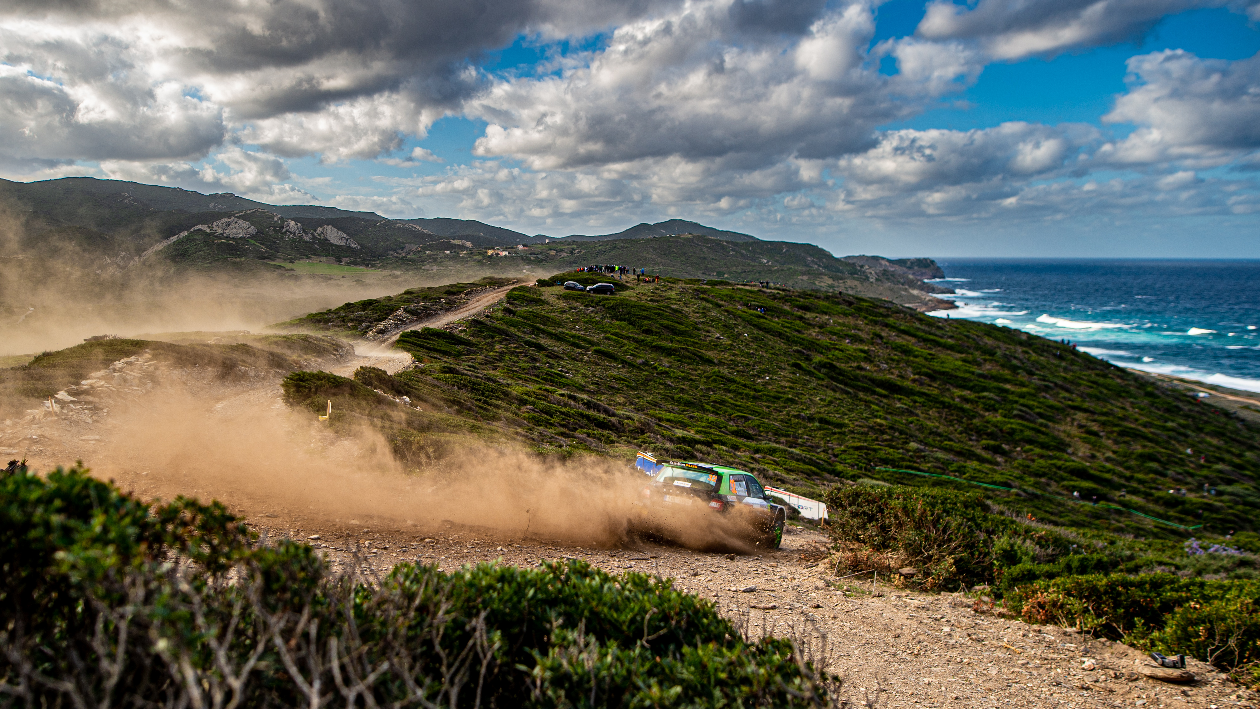 Rally Italia Sardegna: SKODA privateer Pontus Tidemand wins WRC2 and extends overall lead - Image 8
