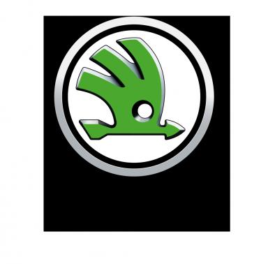 ŠKODA logo (2016-).