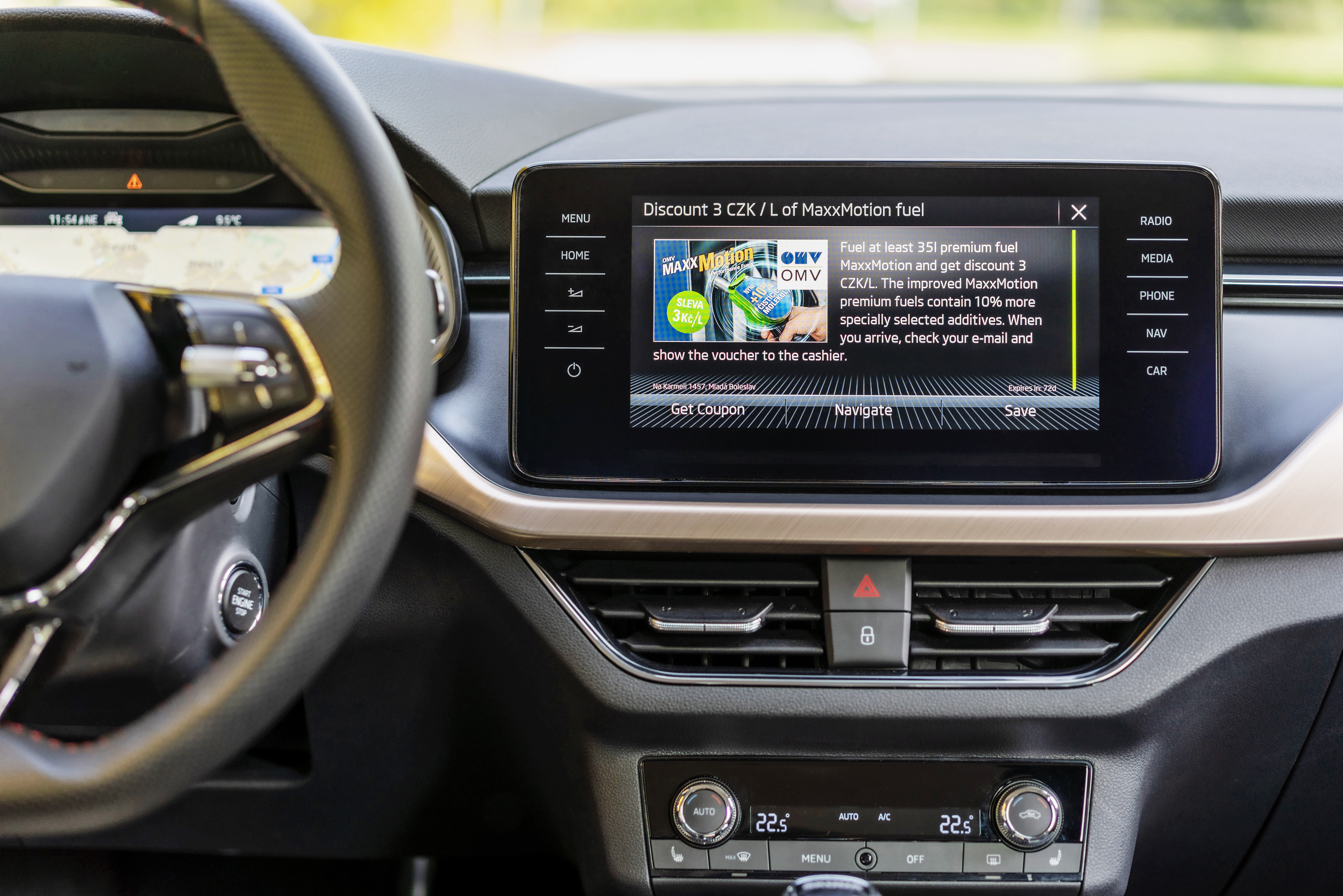 SKODA AUTO adds location-based offers to its range of connectivity services - Image 3
