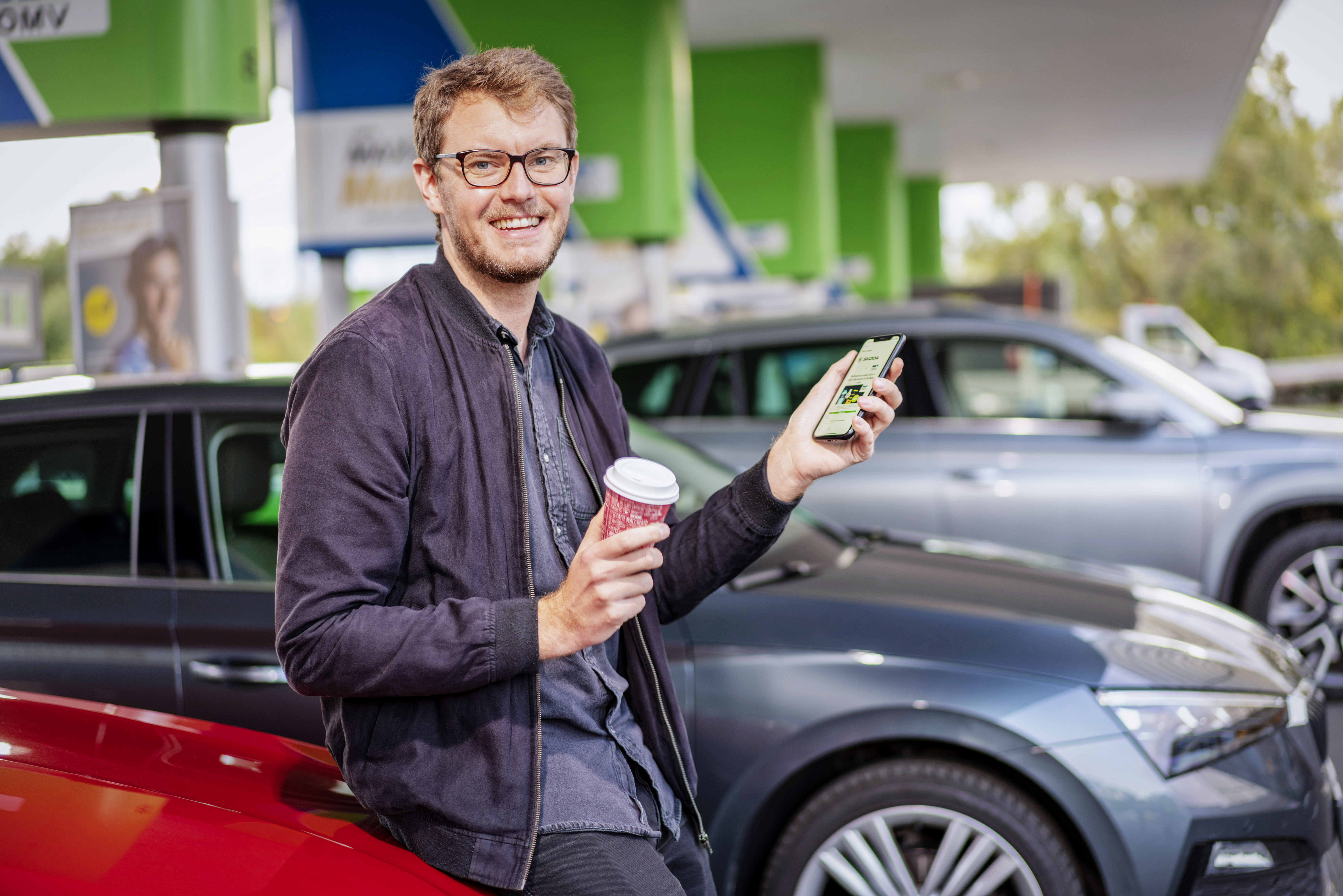 SKODA AUTO adds location-based offers to its range of connectivity services - Image 1