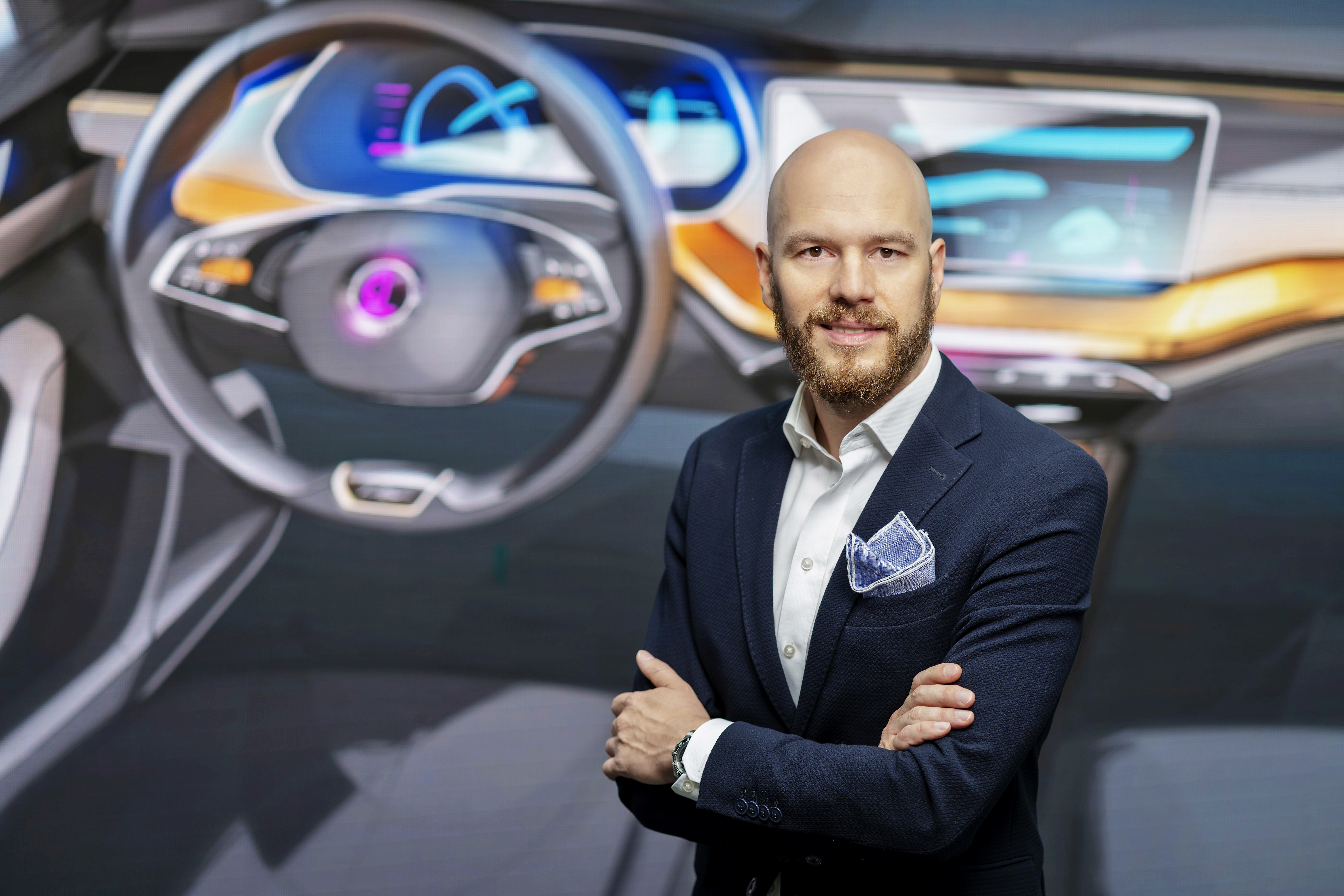 SKODA AUTO appoints Peter Olah as Head of Interior Design - Image 1