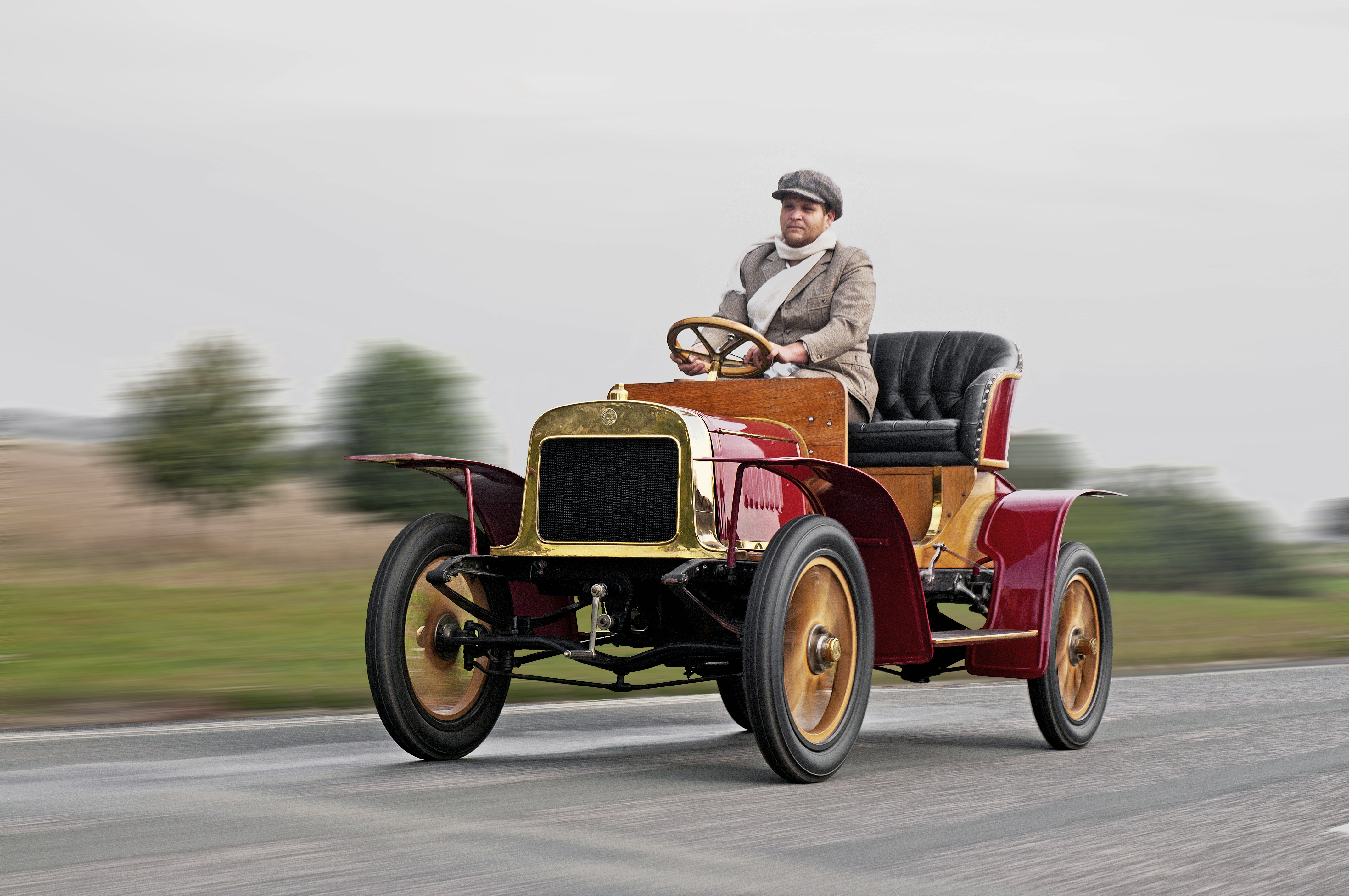 115 years of automotive engineering in Mladá Boleslav: In December 1905 Laurin & Klement presented the Voiturette A - Image 1