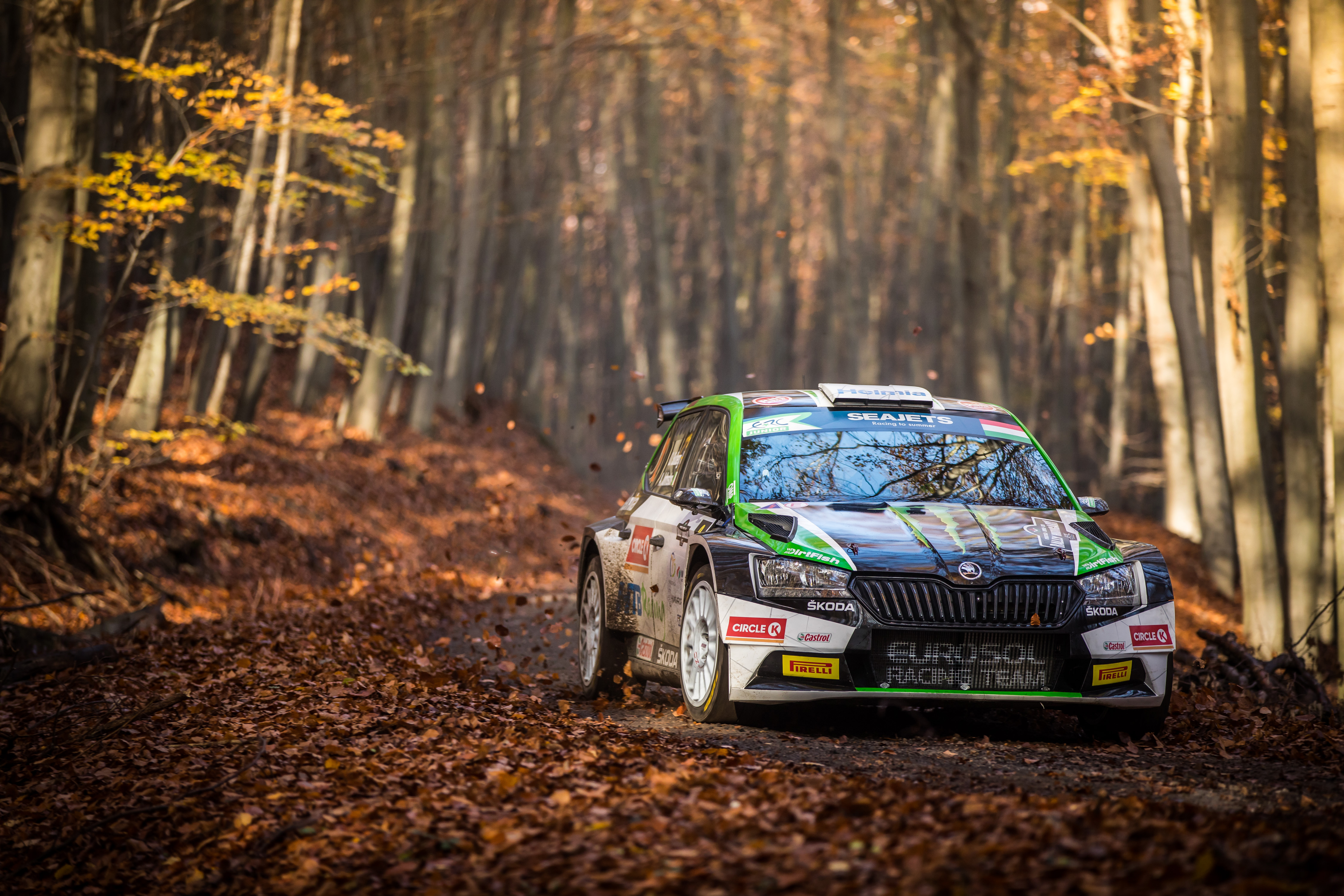 ACI Rally Monza: Final round of the FIA World Rally Championship with strong presence of SKODA crews - Image 3