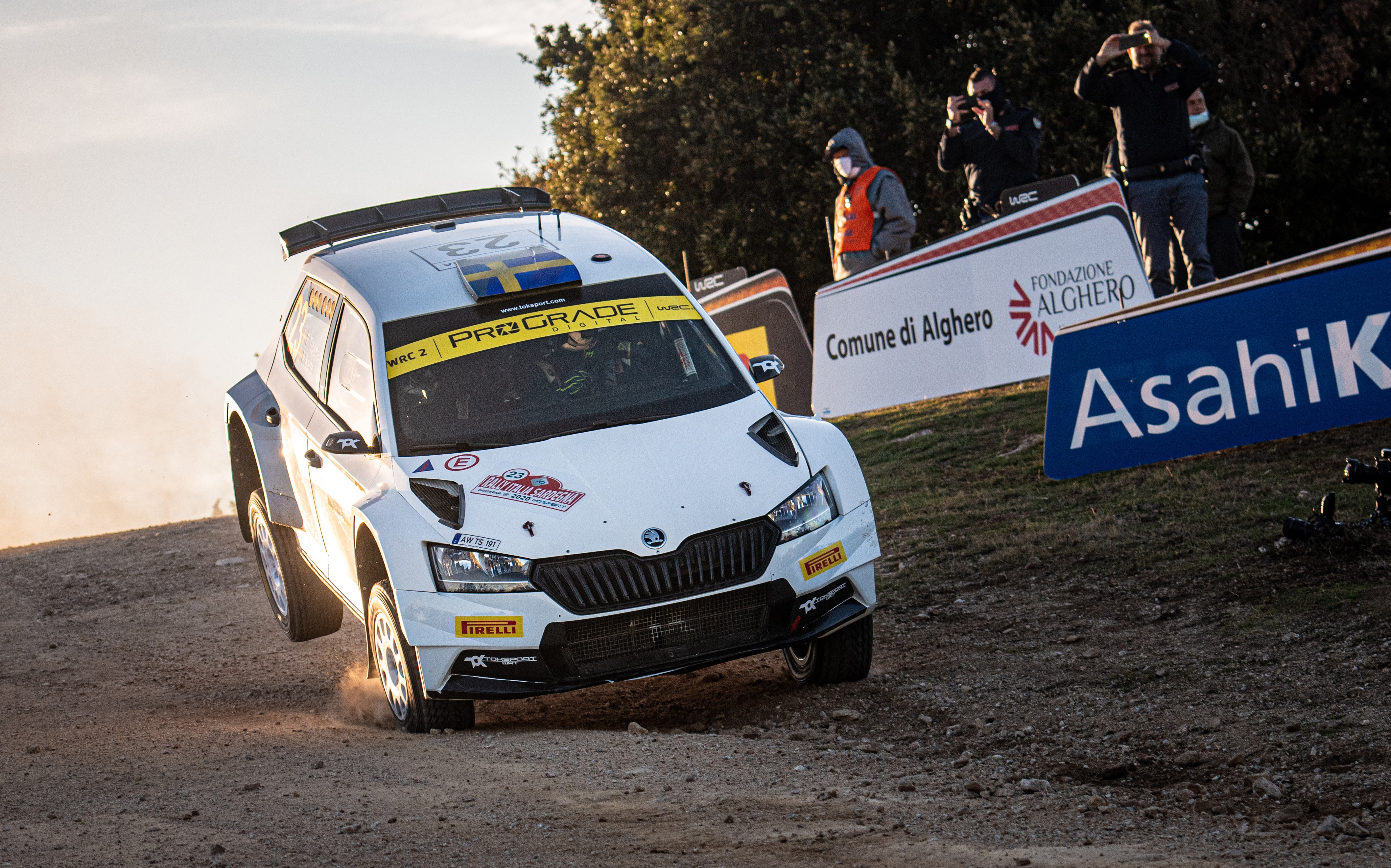 ACI Rally Monza: Final round of the FIA World Rally Championship with strong presence of SKODA crews - Image 4