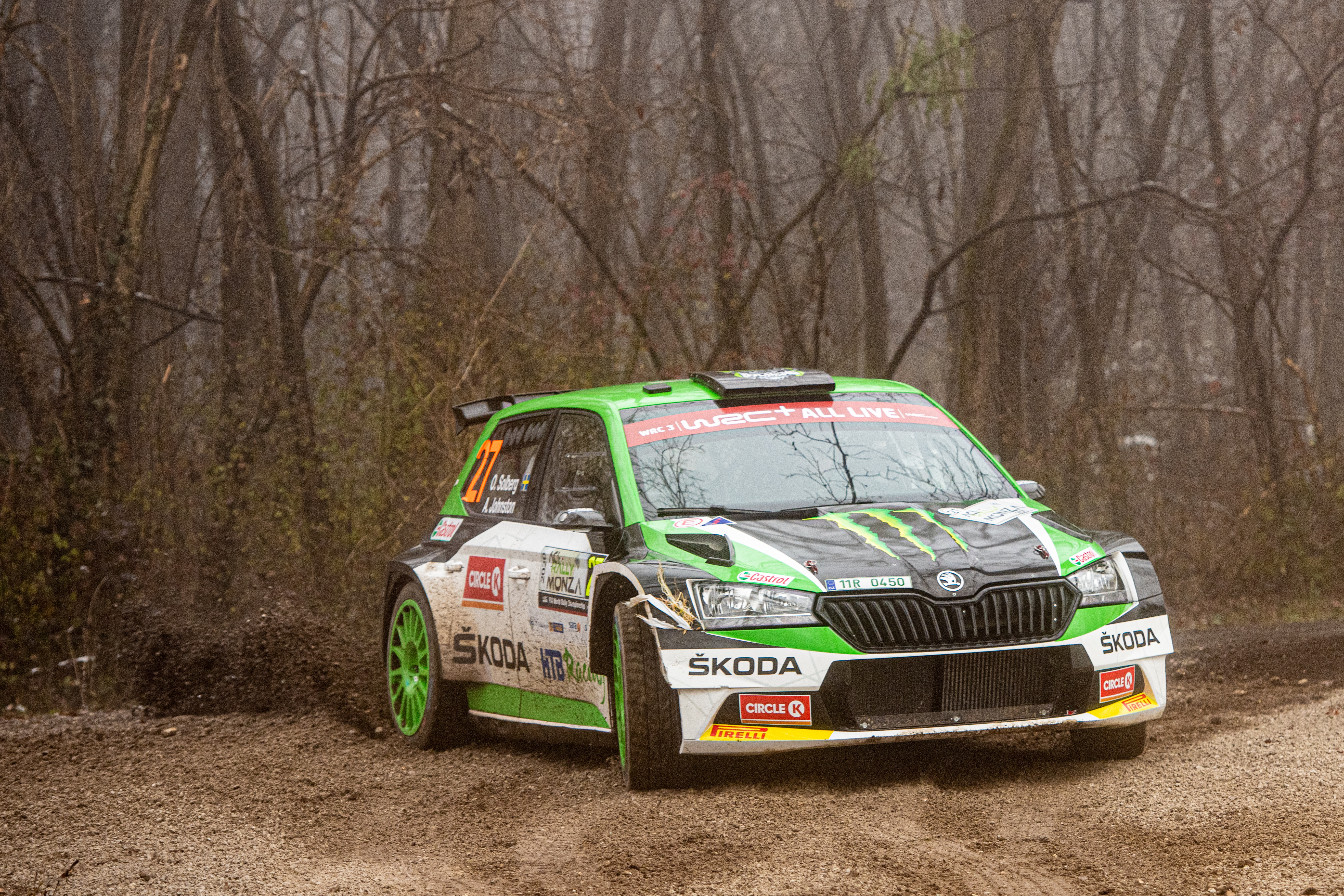 SKODA customers again successful around the world in a challenging rally season 2020 - Image 2
