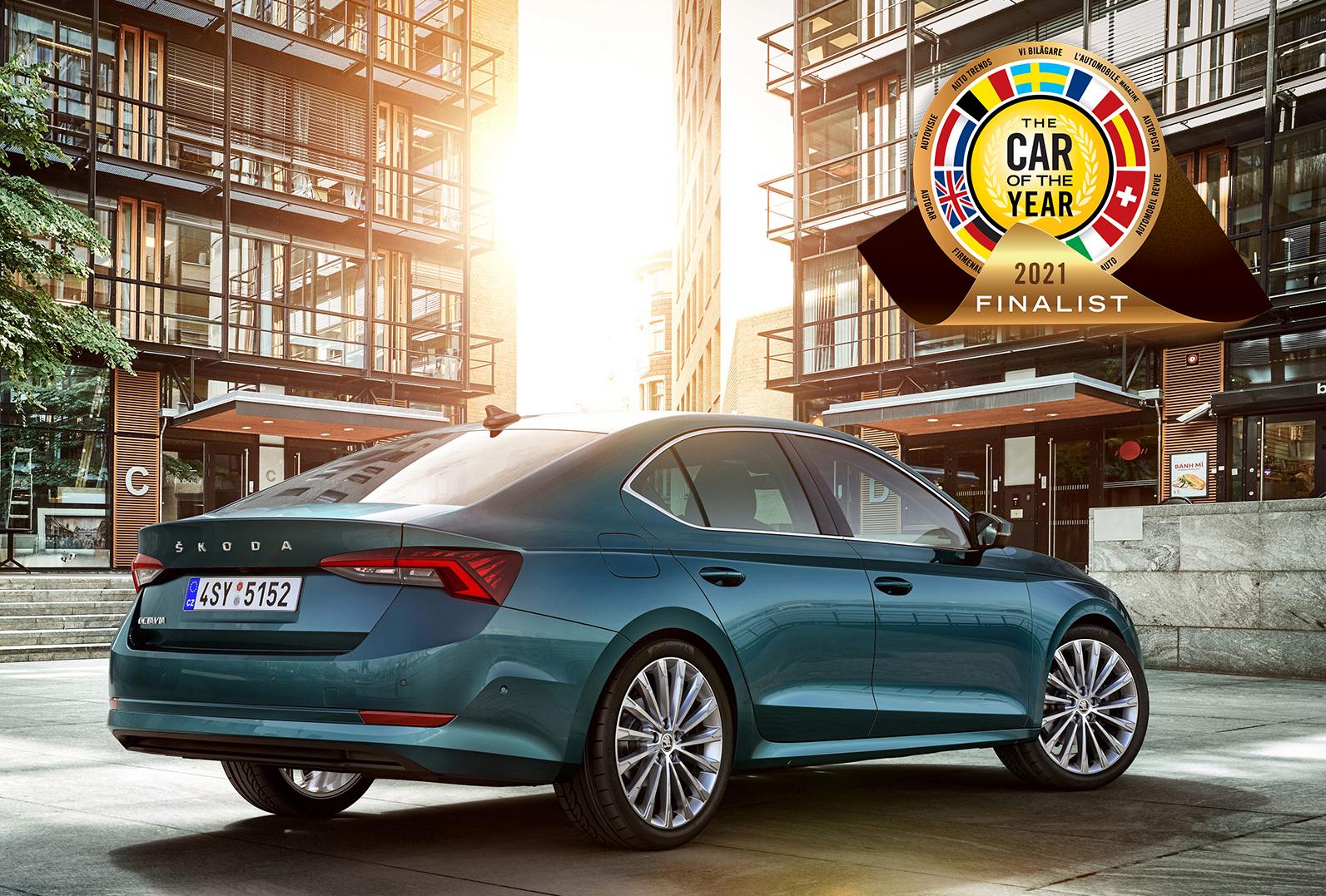 "SKODA OCTAVIA nominated for ""2021 Car of the Year"" award - Image 2"