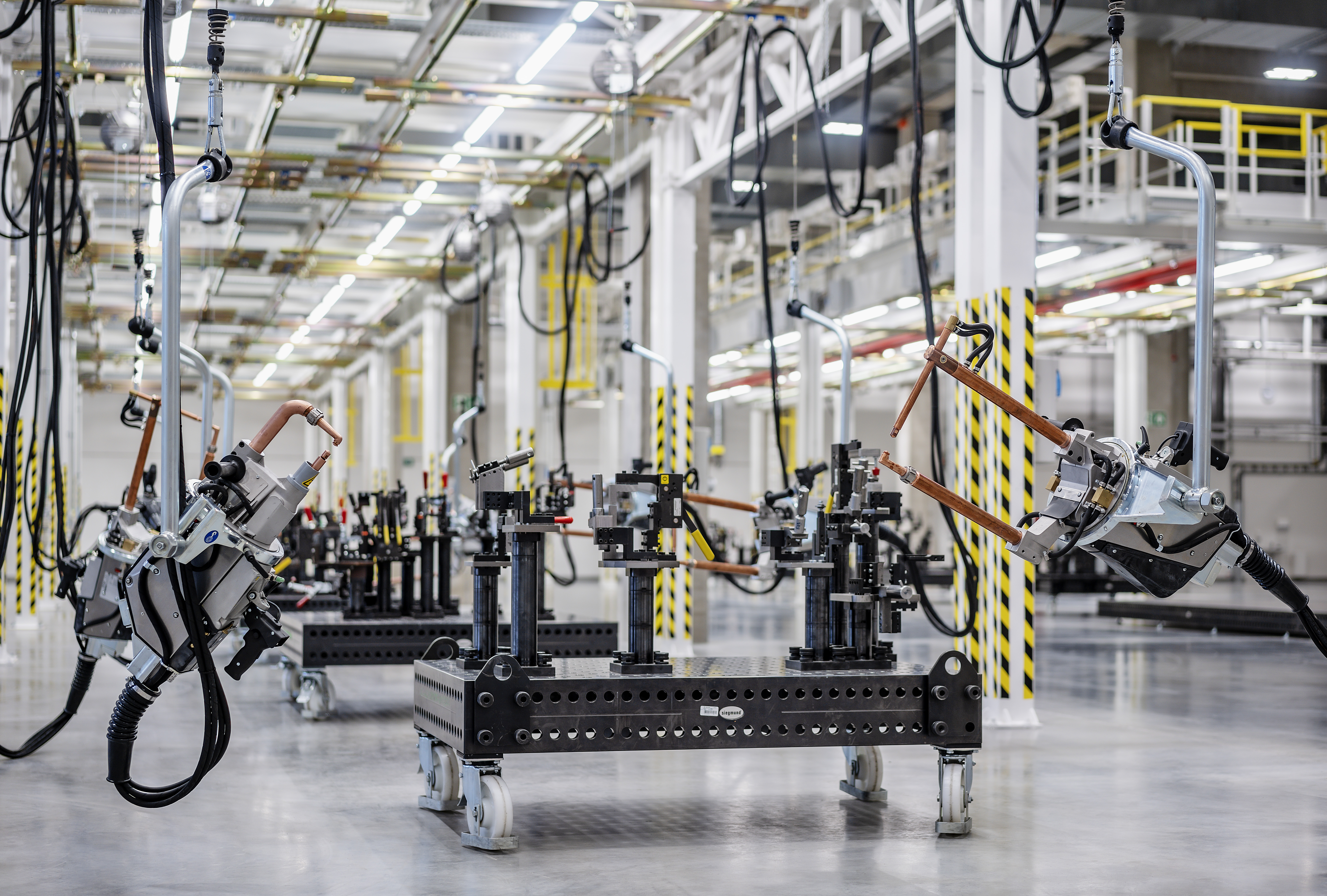 SKODA AUTO opens state-of-the-art new Central Pilot Hall at its Mladá Boleslav site - Image 2