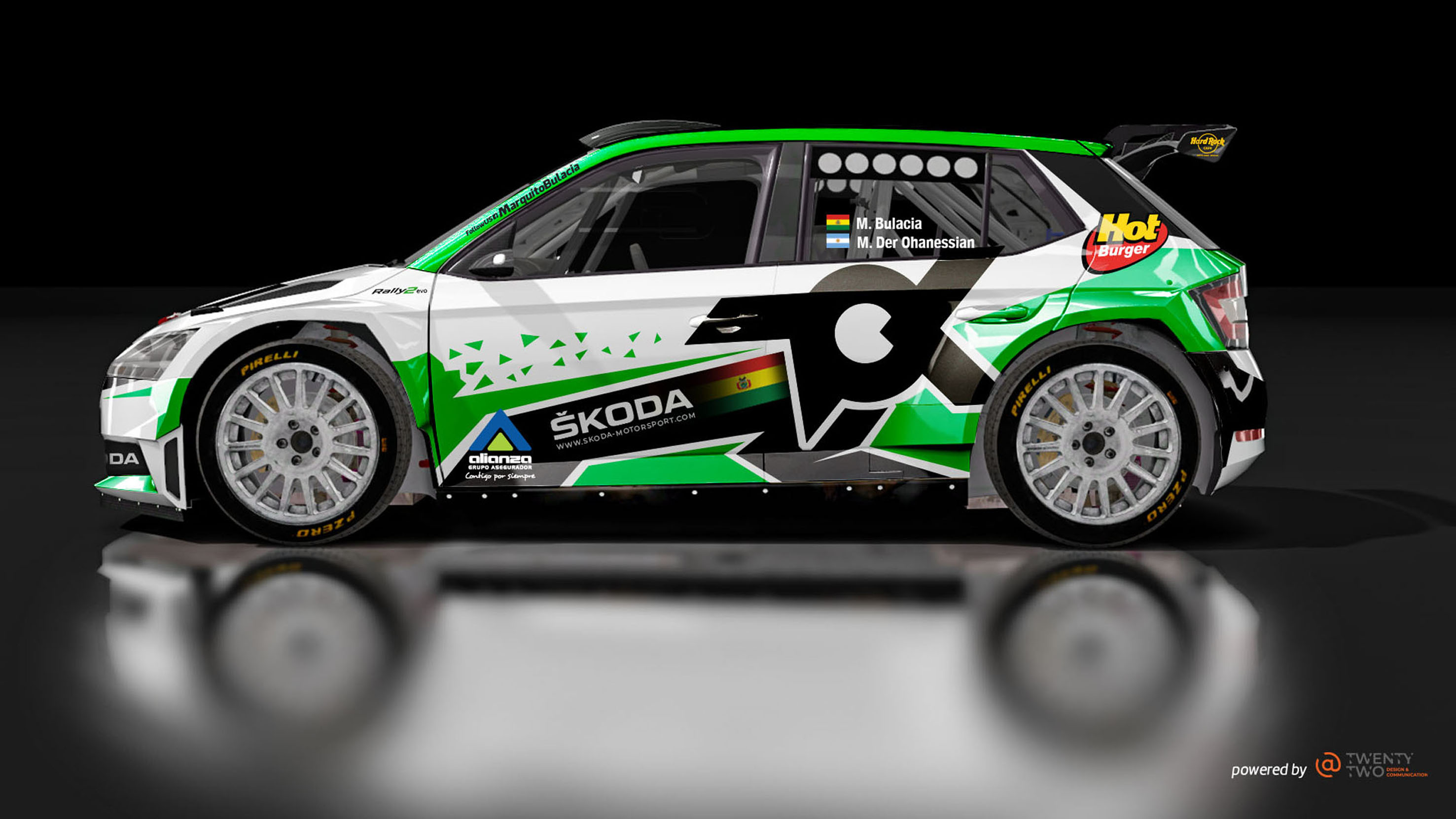Rallye Monte-Carlo: SKODA FABIA Rally2 evo driver Andreas Mikkelsen among favourites in WRC2 - Image 2