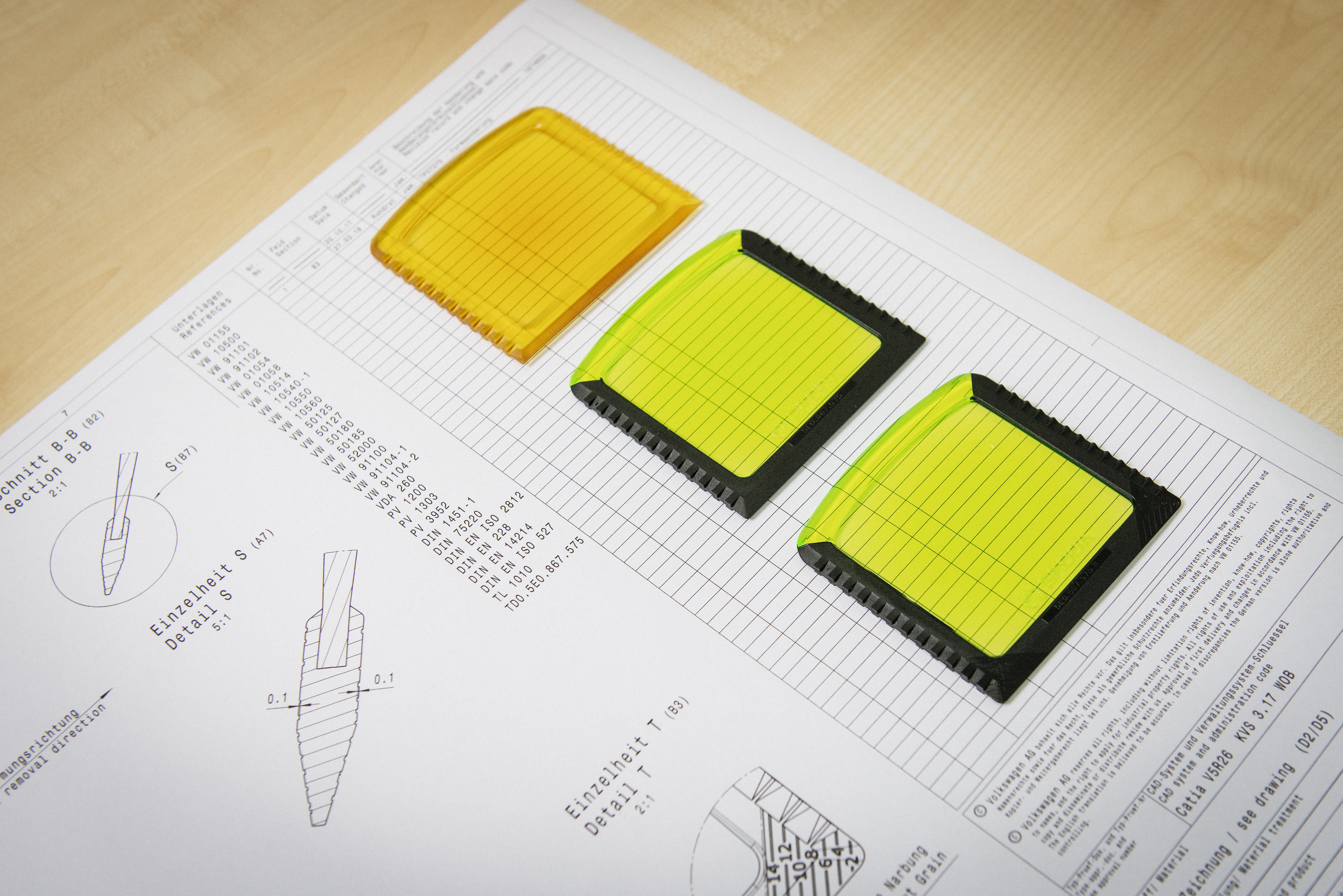 Vývoj všech Simply Clever prvků má podrobnou technickou dokumentaci.