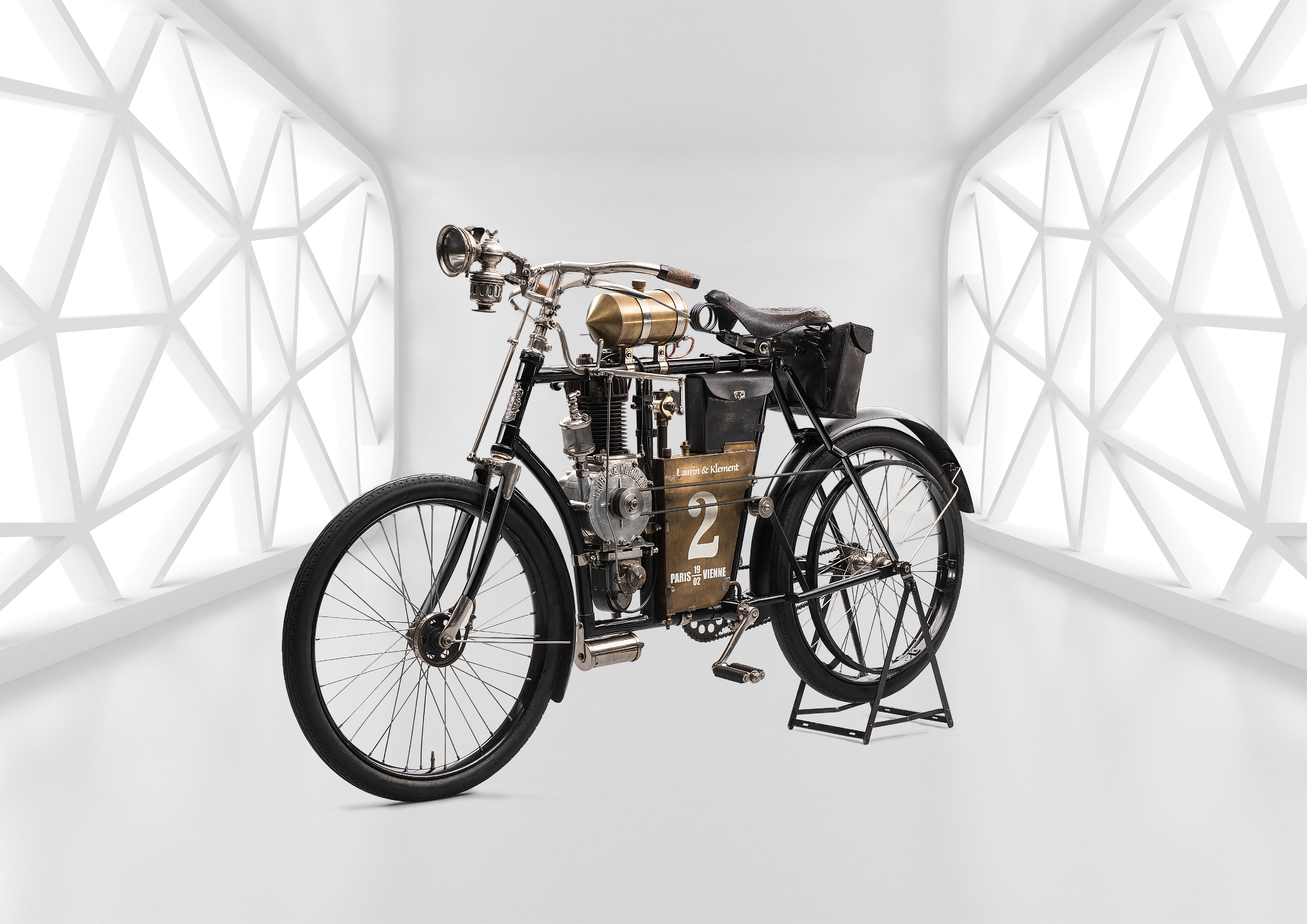 "L&K ""Motocyclette"" TB"