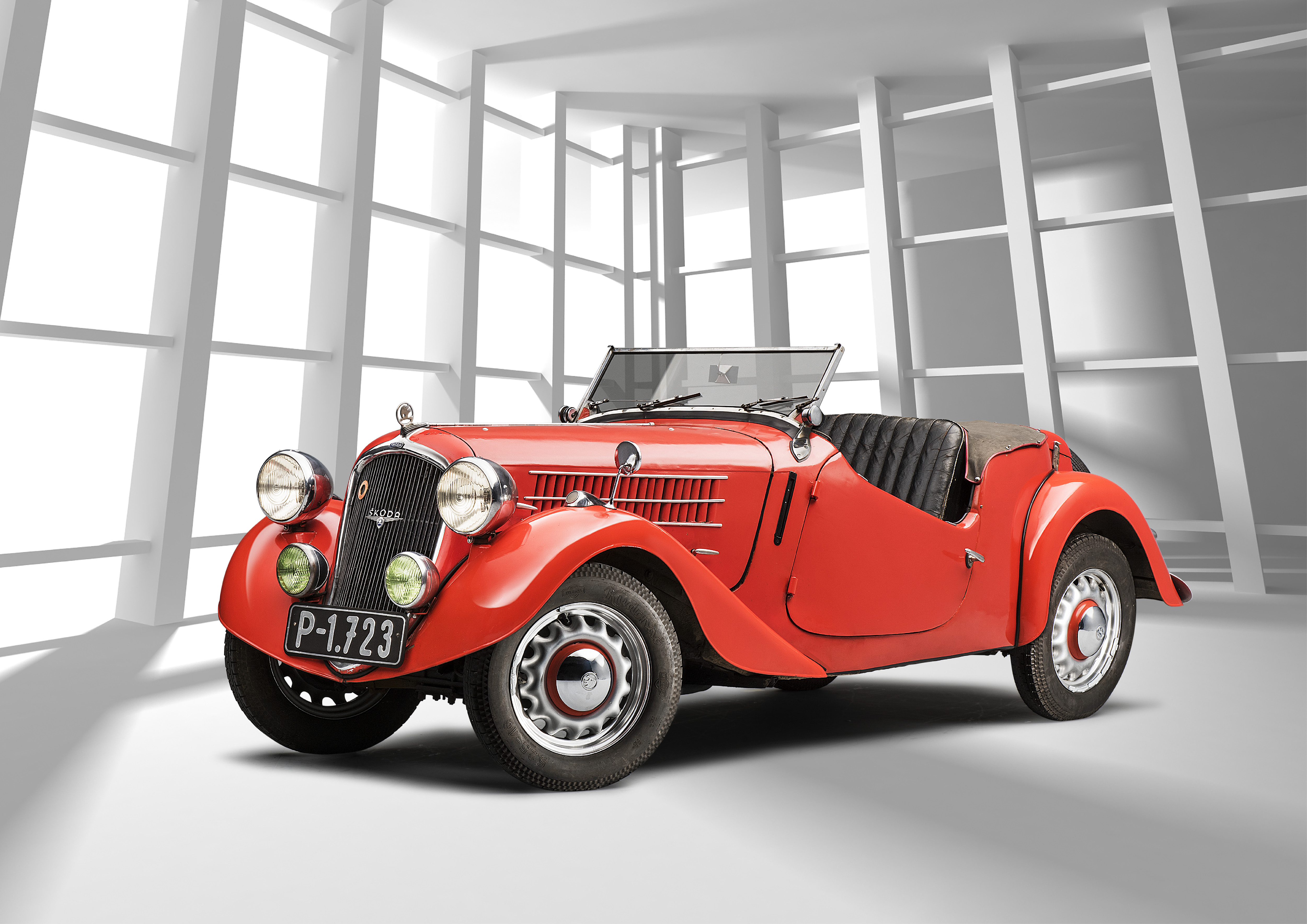 SKODA POPULAR SPORT (1936): Outstanding success at the Monte Carlo Rally - Image 8