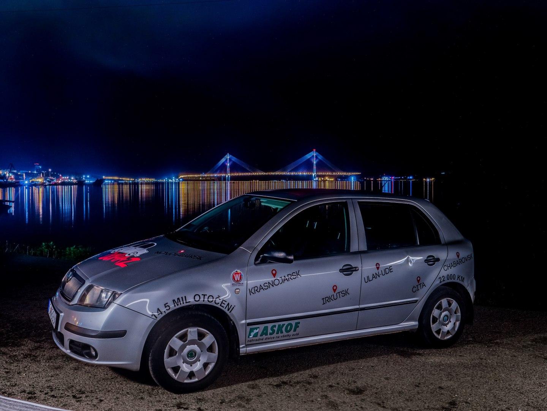 Mosty - Vladivostok