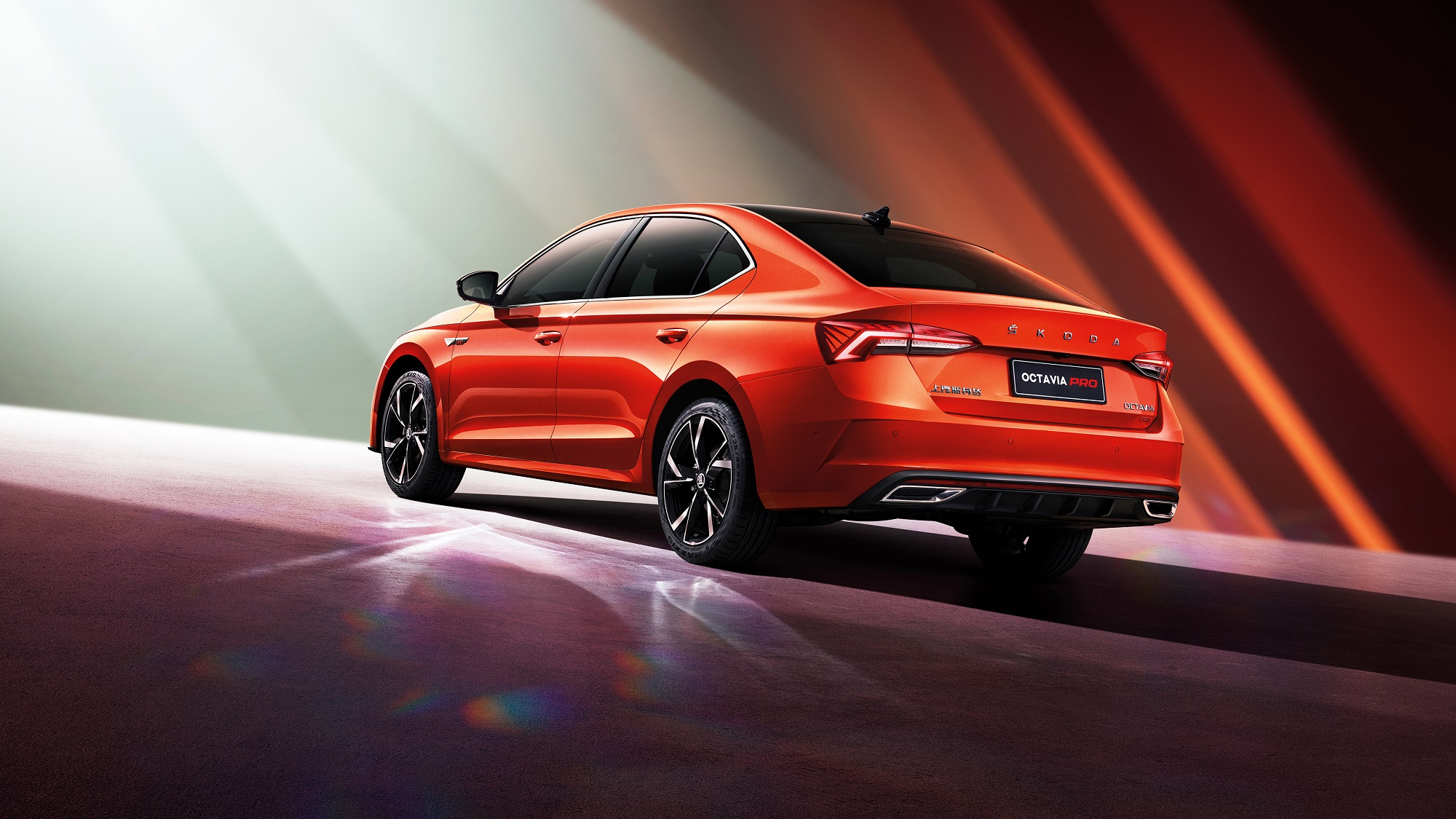 The all-new SKODA OCTAVIA PRO for China: More digital and emotive, and with a lot of extra space - Image 2