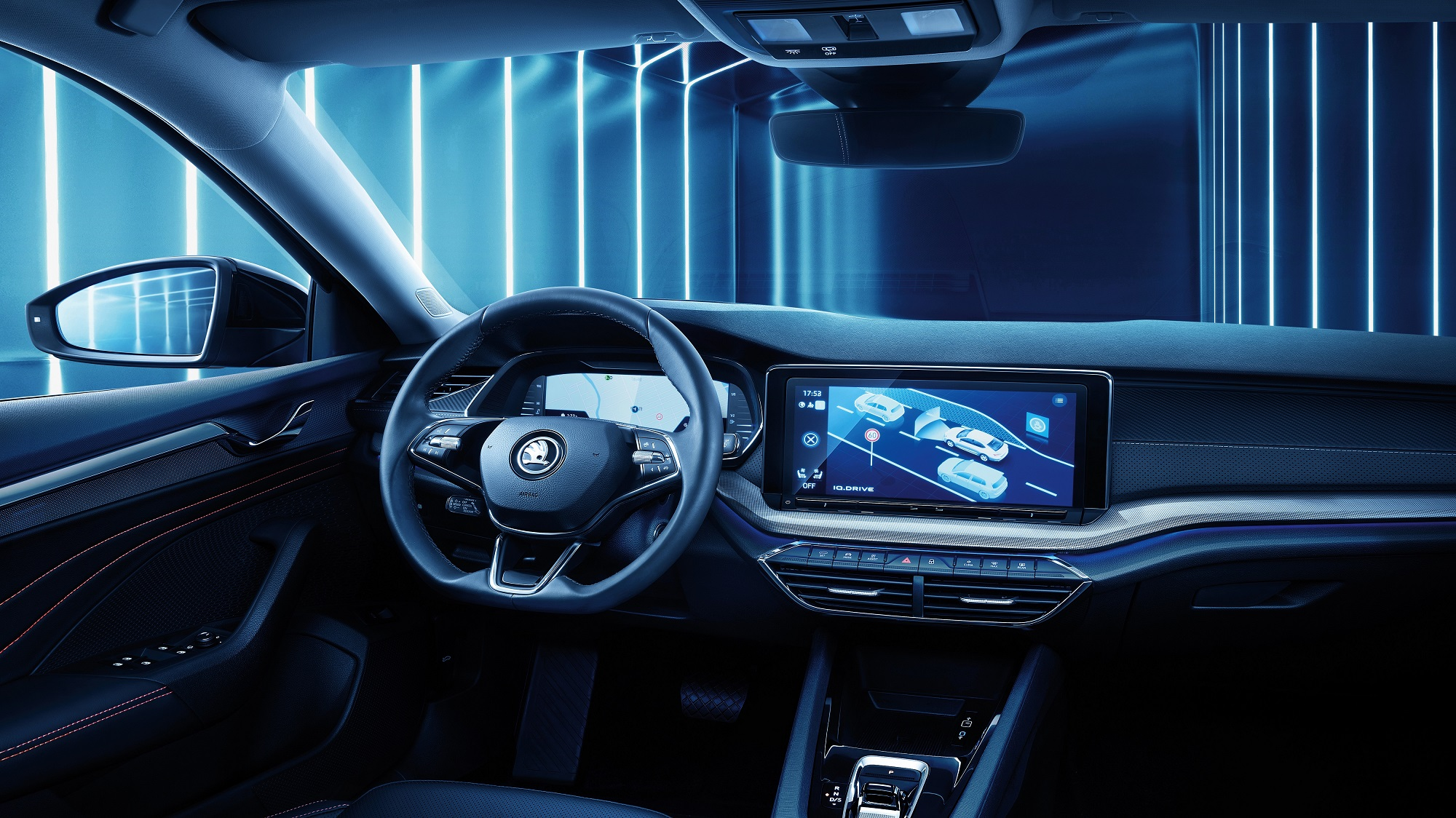 The all-new SKODA OCTAVIA PRO for China: More digital and emotive, and with a lot of extra space - Image 1