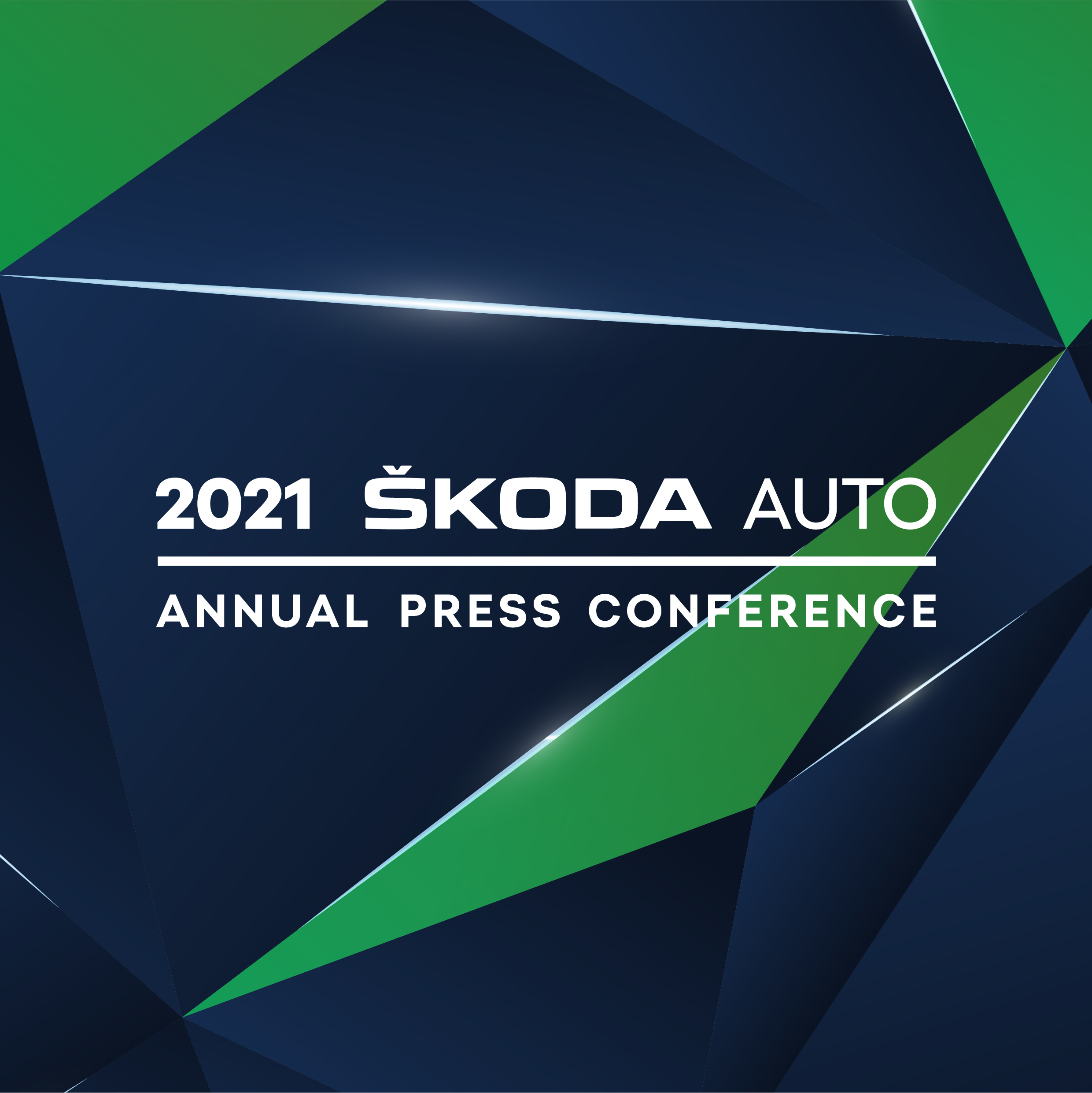 SKODA AUTO invites journalists to the digital annual press conference - Image 1