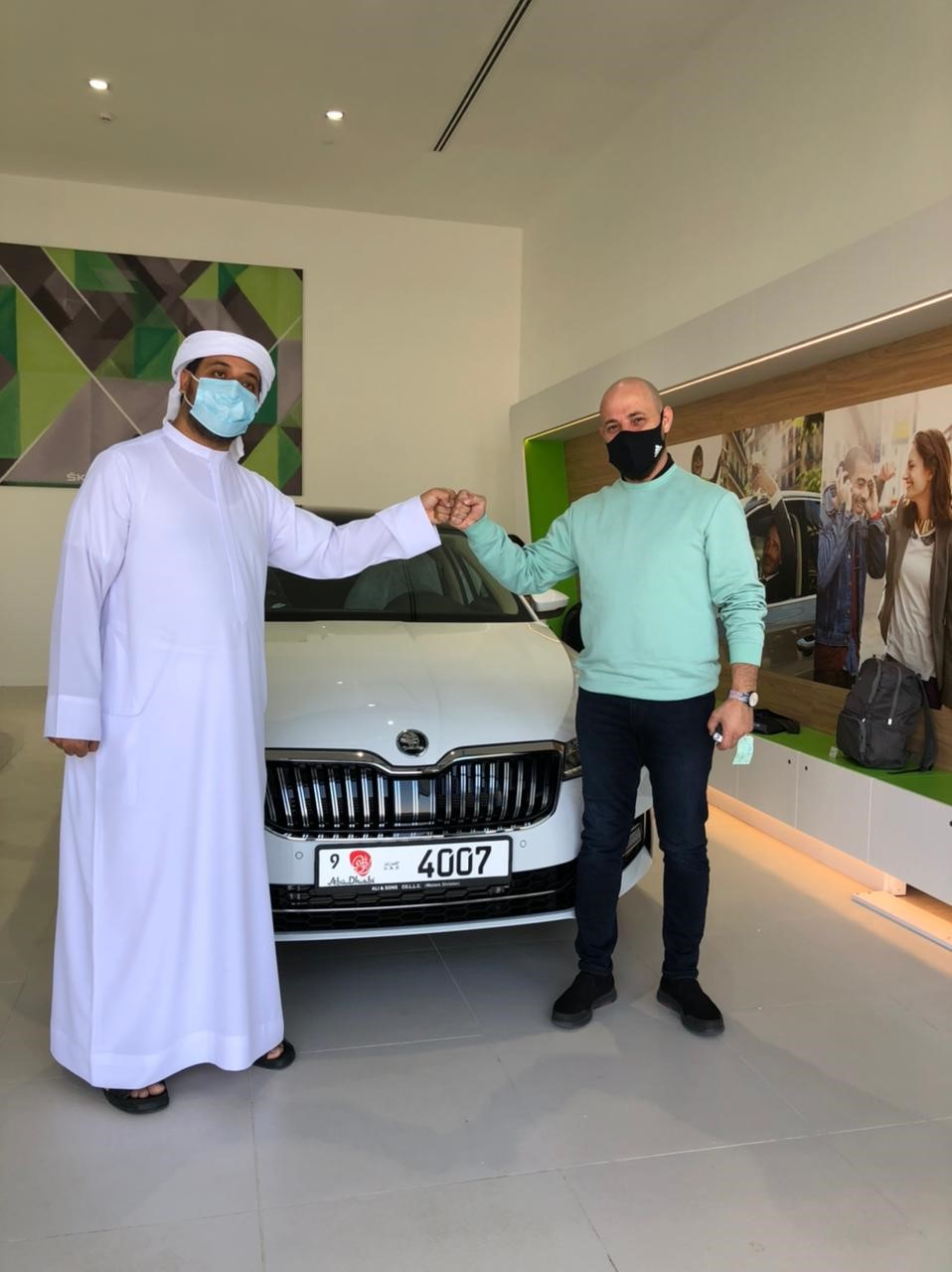SKODA AUTO opens the brand's largest showroom worldwide in the United Arab Emirates - Image 3
