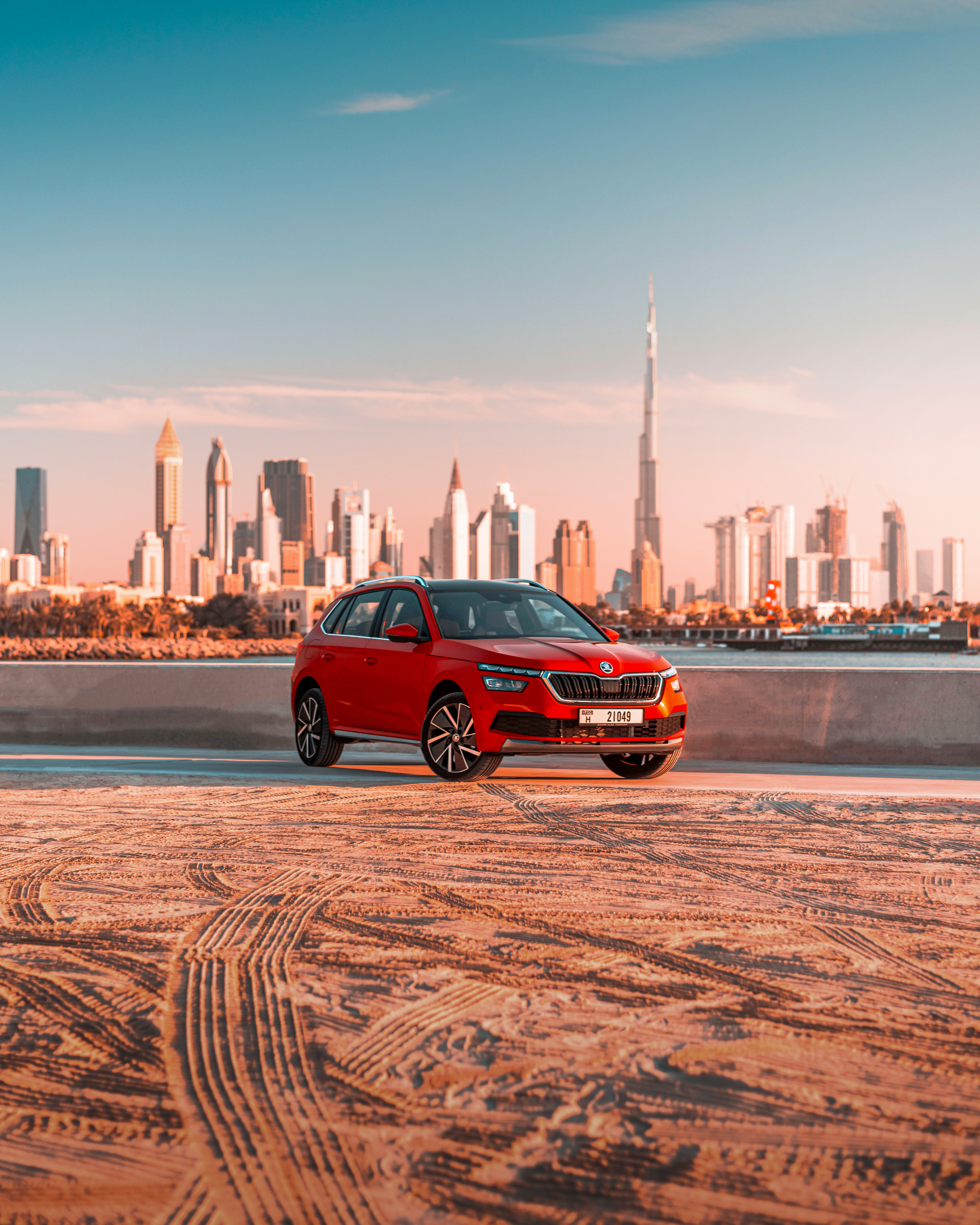 SKODA AUTO opens the brand's largest showroom worldwide in the United Arab Emirates - Image 2