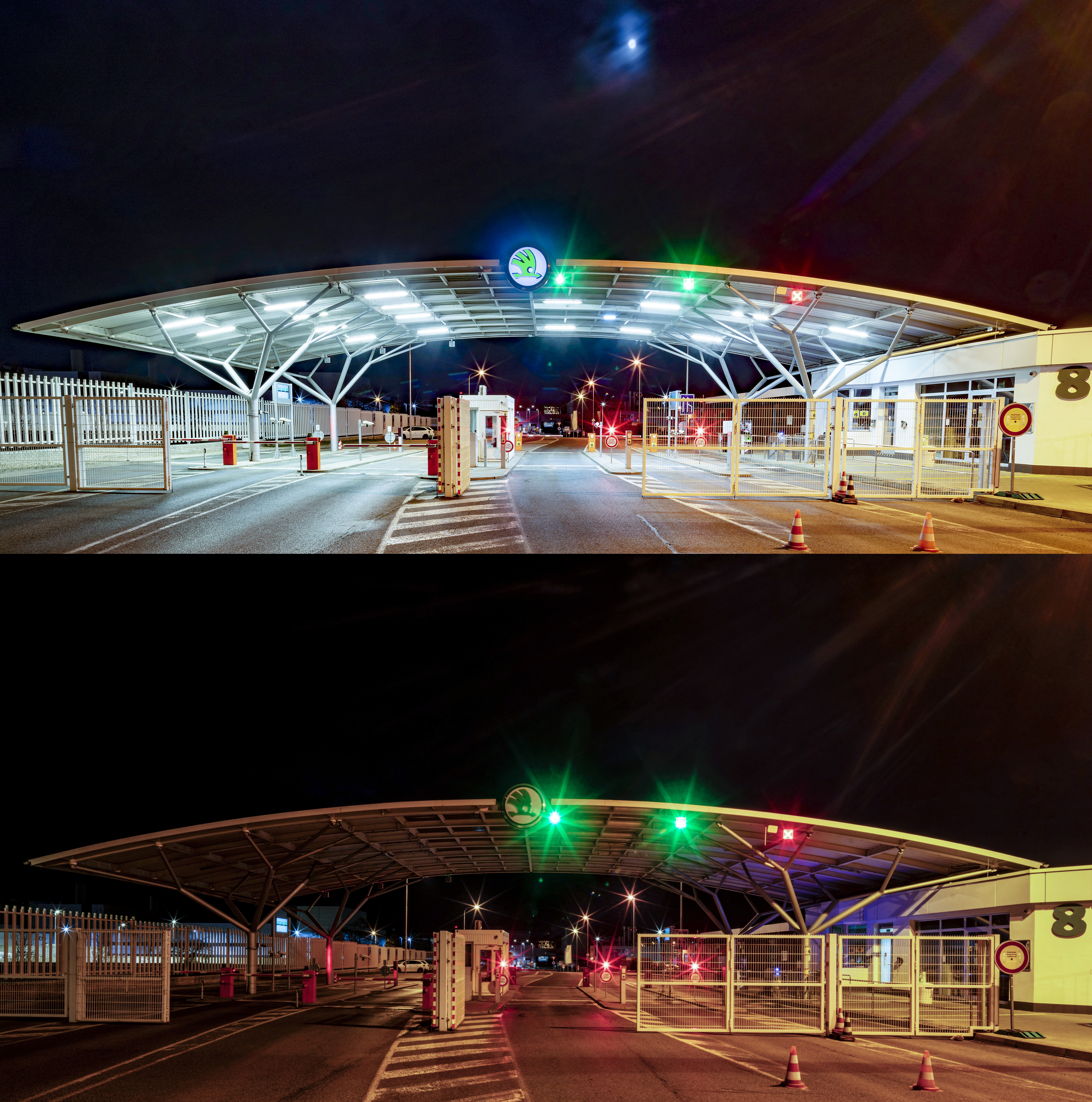 SKODA AUTO takes part in Earth Hour for ninth time - Image 2