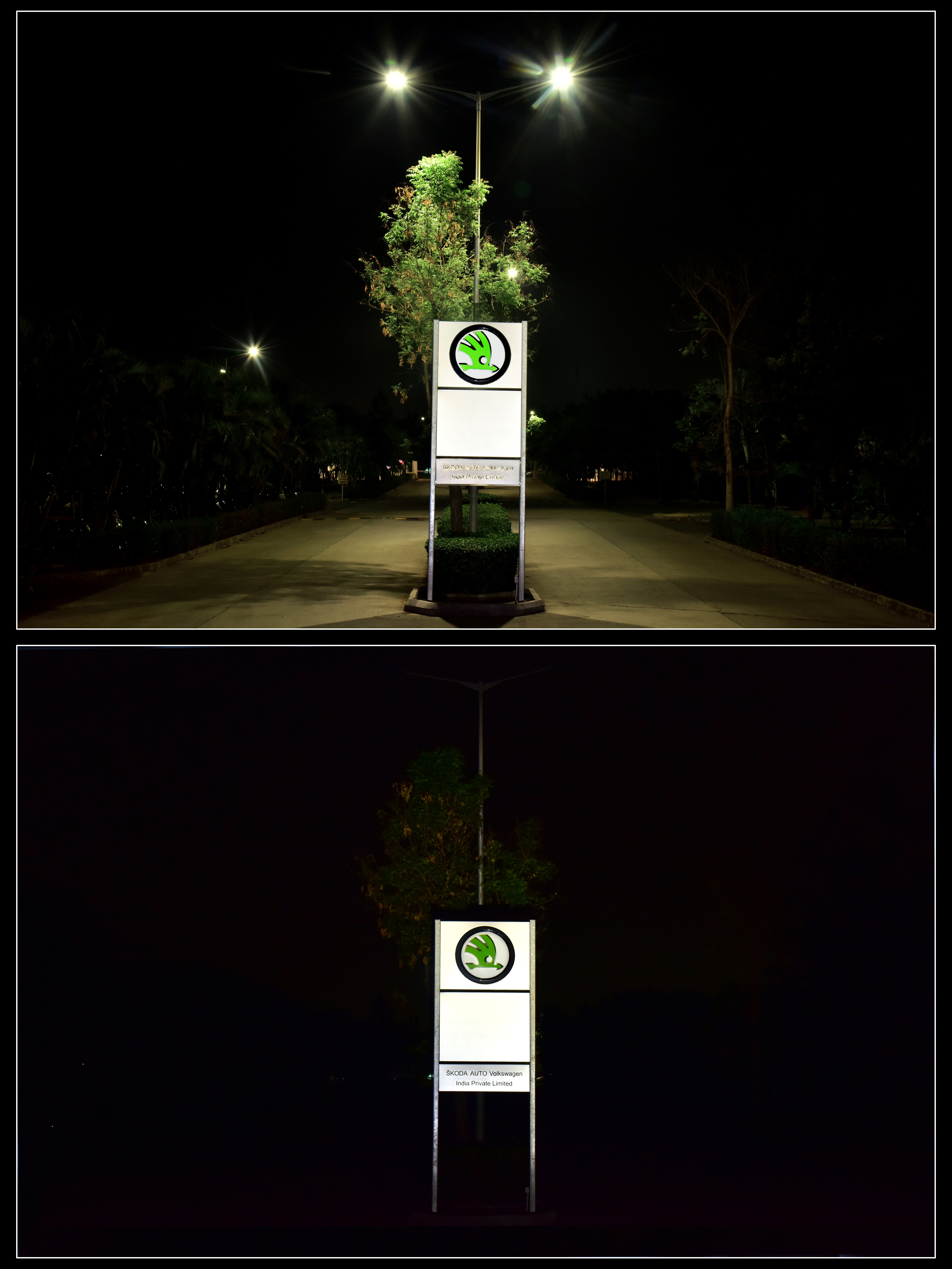 SKODA AUTO takes part in Earth Hour for ninth time - Image 1