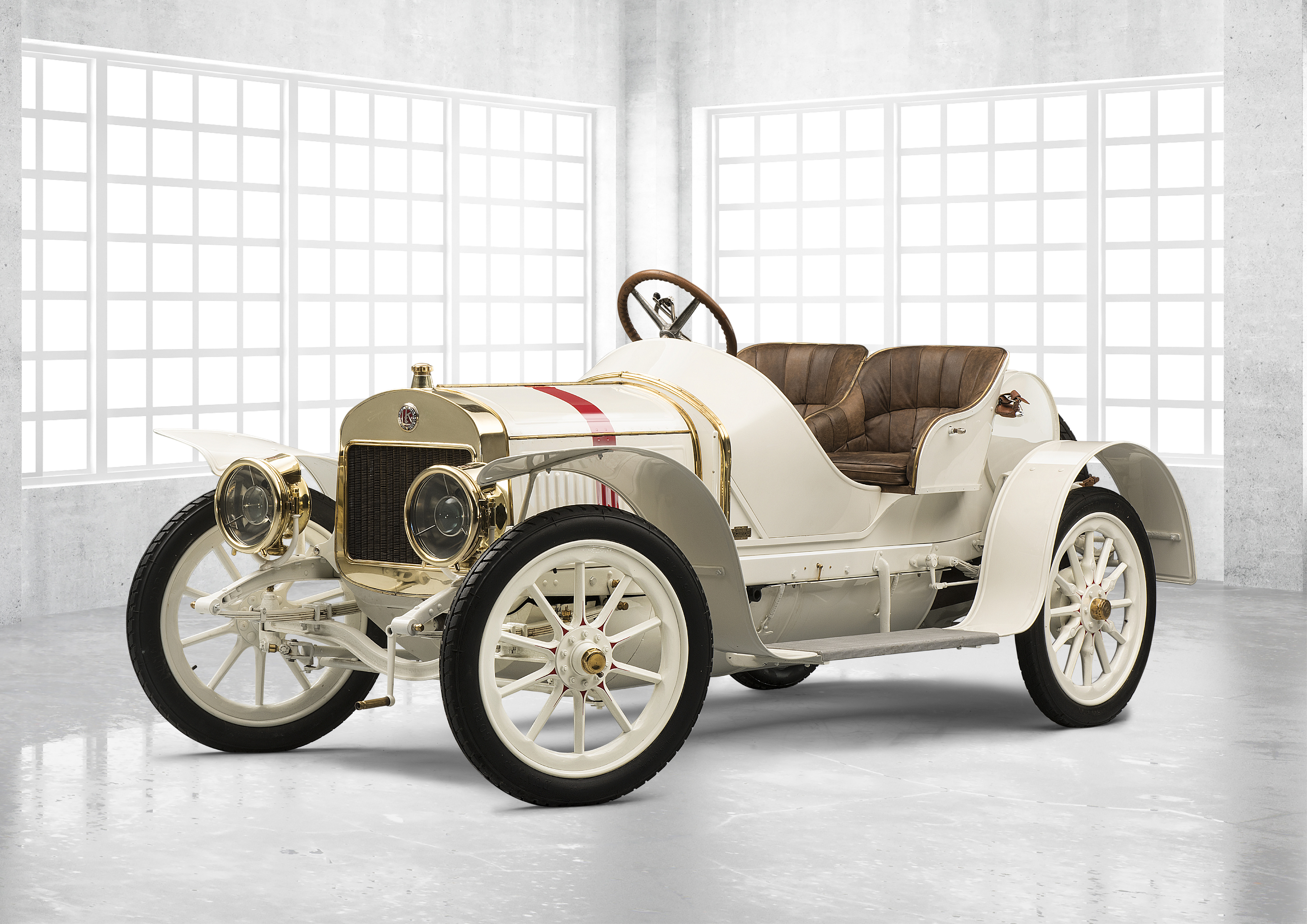 Laurin & Klement FC from 1908: The first major motor racing successes of automobiles from Mladá Boleslav - Image 8