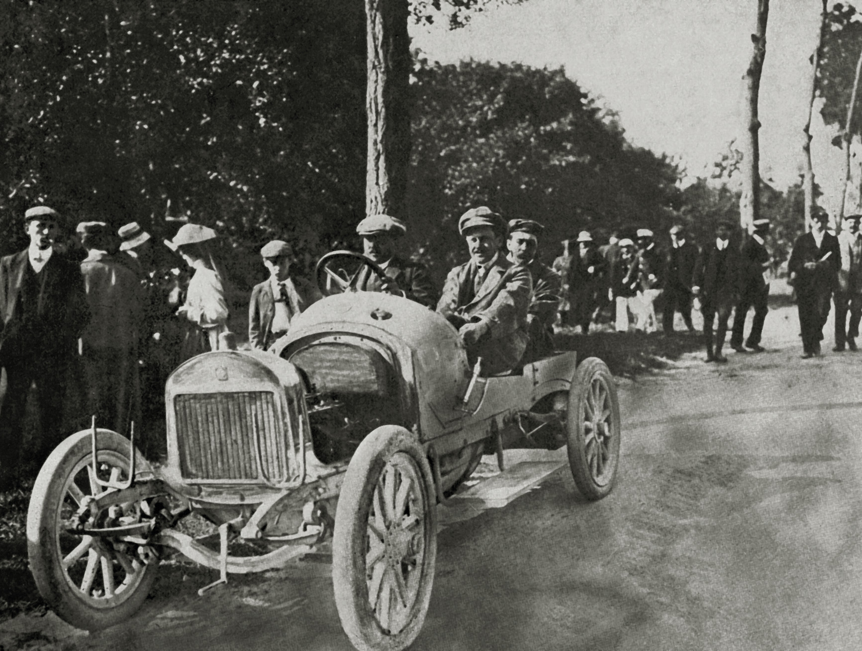 Laurin & Klement FC from 1908: The first major motor racing successes of automobiles from Mladá Boleslav - Image 5