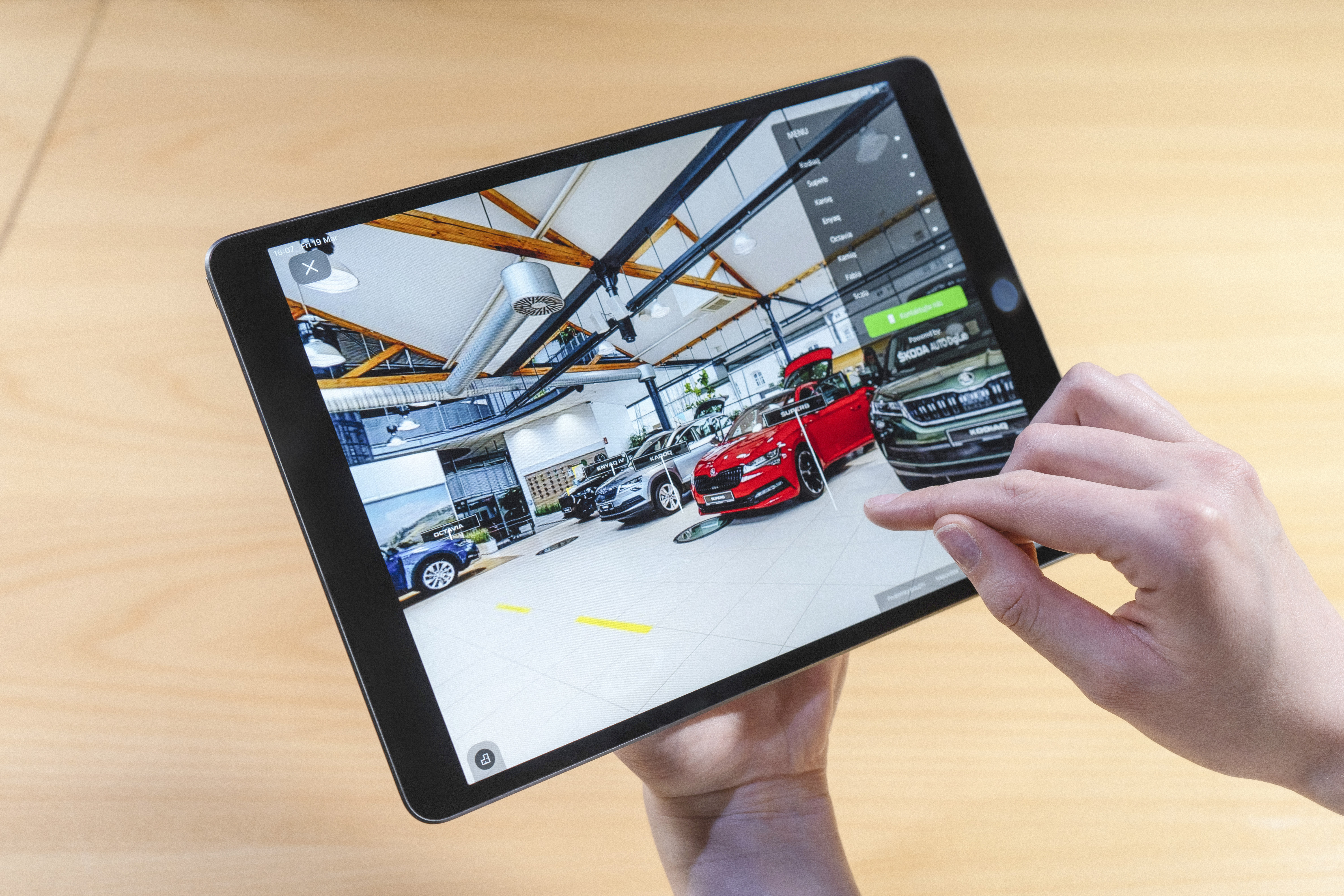 SKODA AUTO launches virtual showroom as pilot project - Image 1