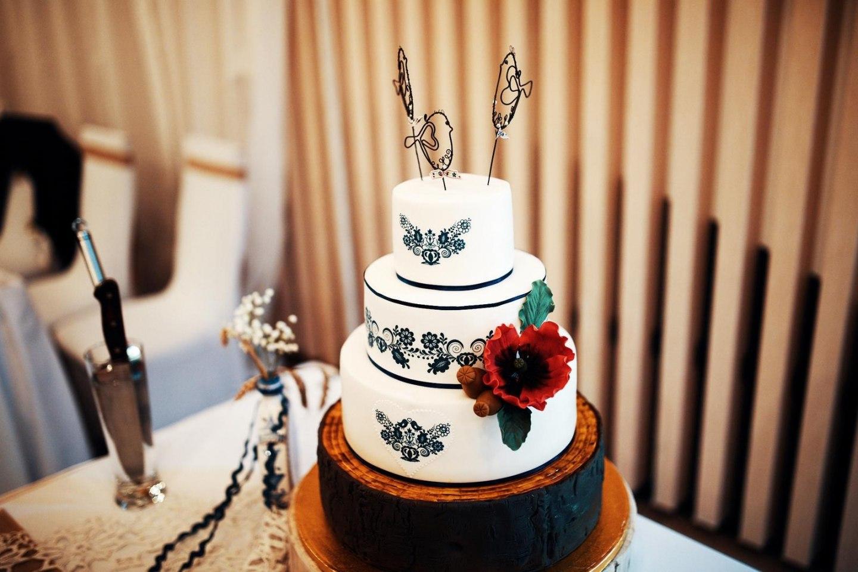 Talizmany - torta