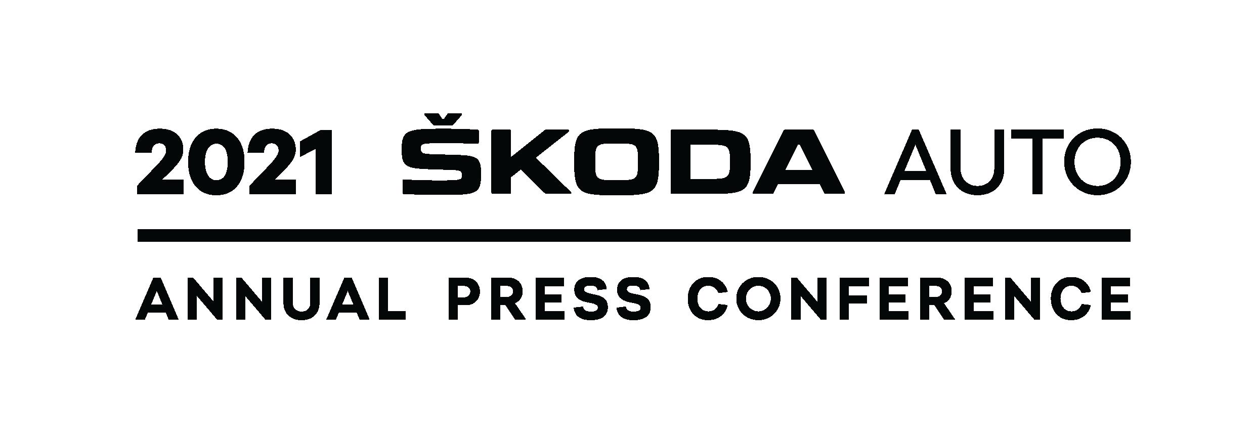 VÝROČNÍ TISKOVÁ KONFERENCE ŠKODA AUTO 2021