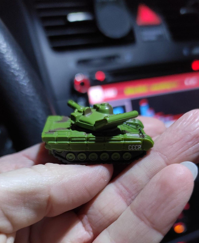 Talizmany - tank