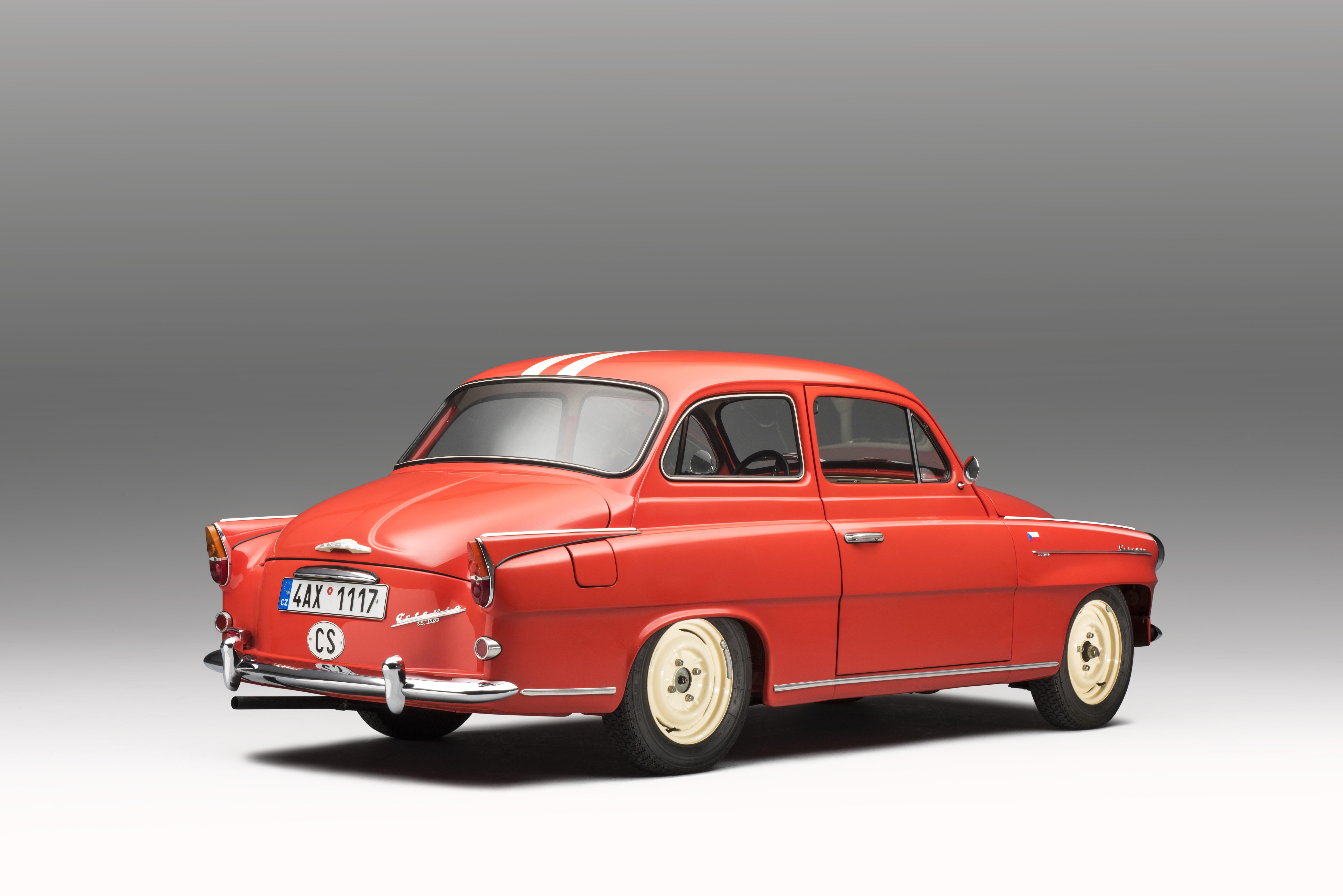 SKODA OCTAVIA TOURING SPORT (1960): Successful return to international rally courses - Image 7