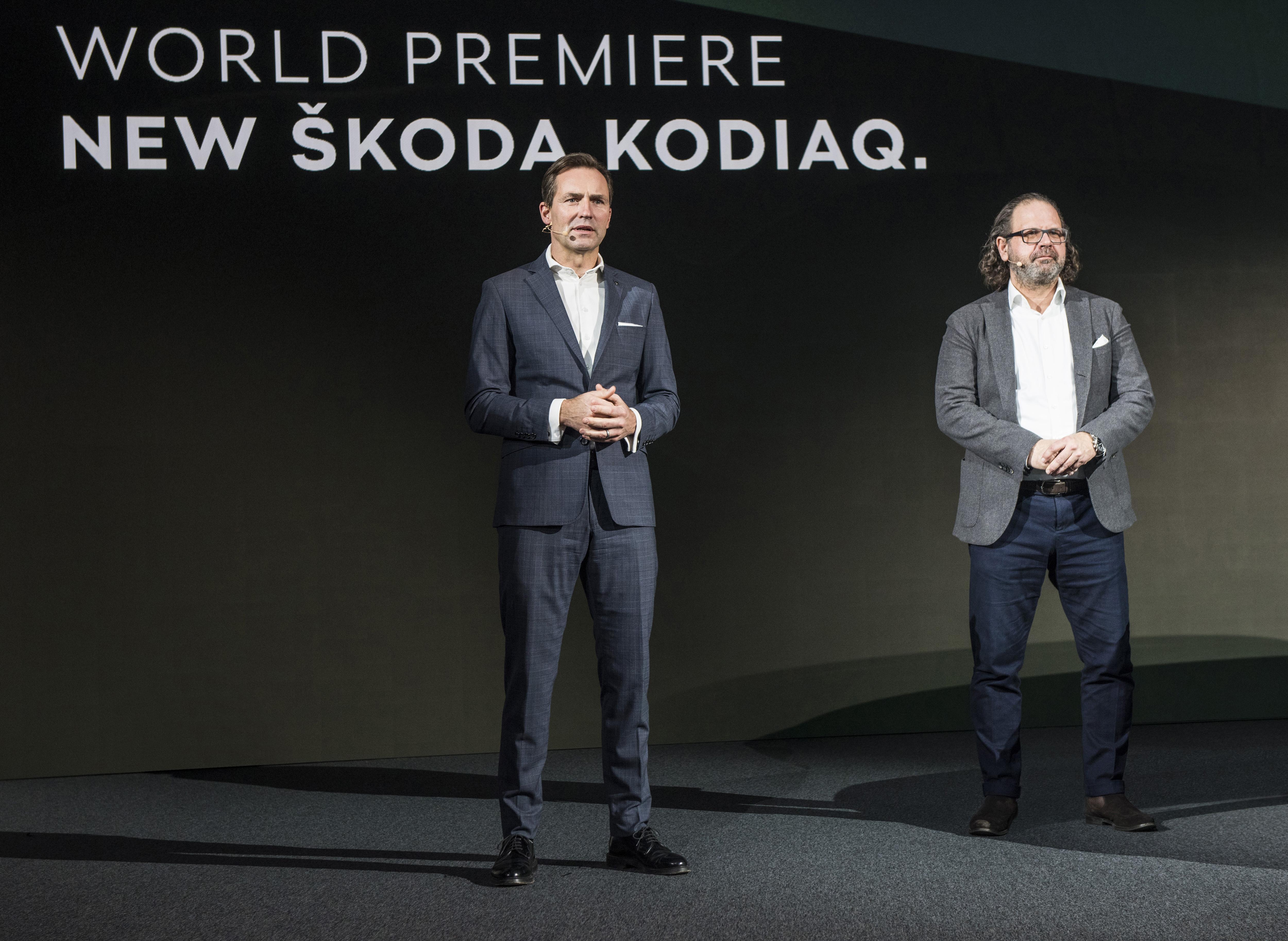 Thomas Schäfer, ŠKODA AUTO Vorstandsvorsitzender