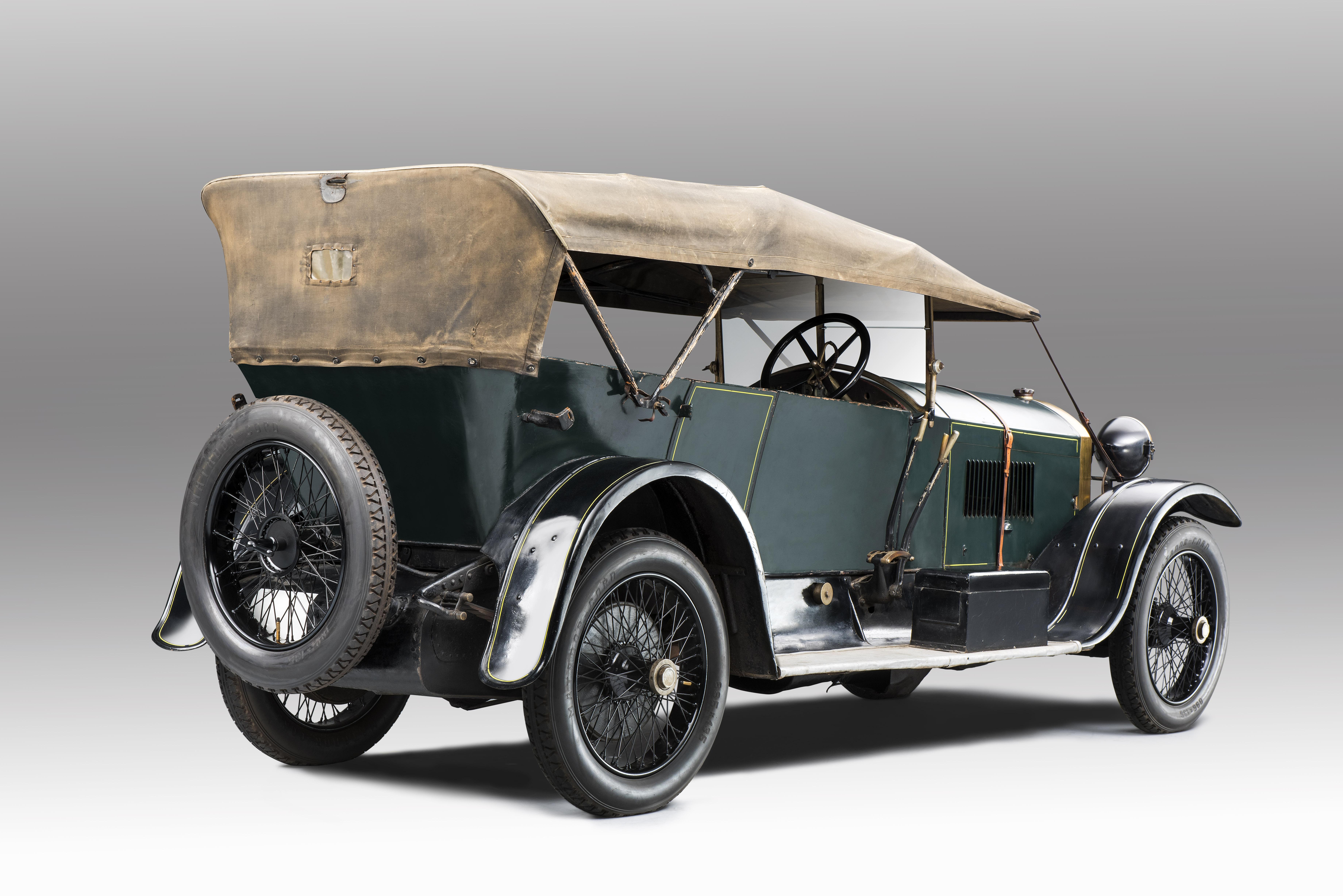 Laurin & Klement RK/M (1921): Racing driver Count Sascha Kolowrat-Krakowsky's favourite model - Image 4