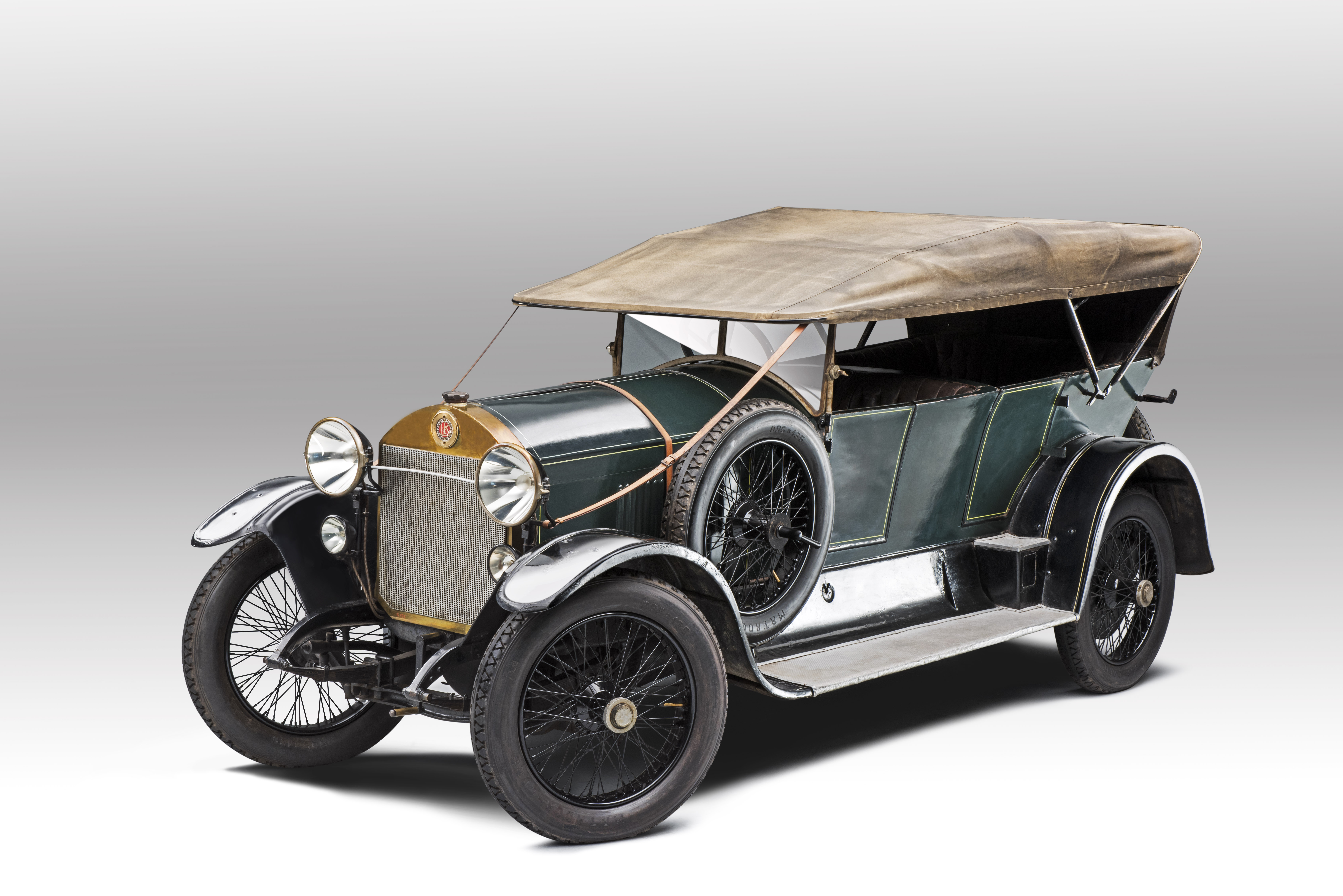 Laurin & Klement RK/M (1921): Racing driver Count Sascha Kolowrat-Krakowsky's favourite model - Image 5