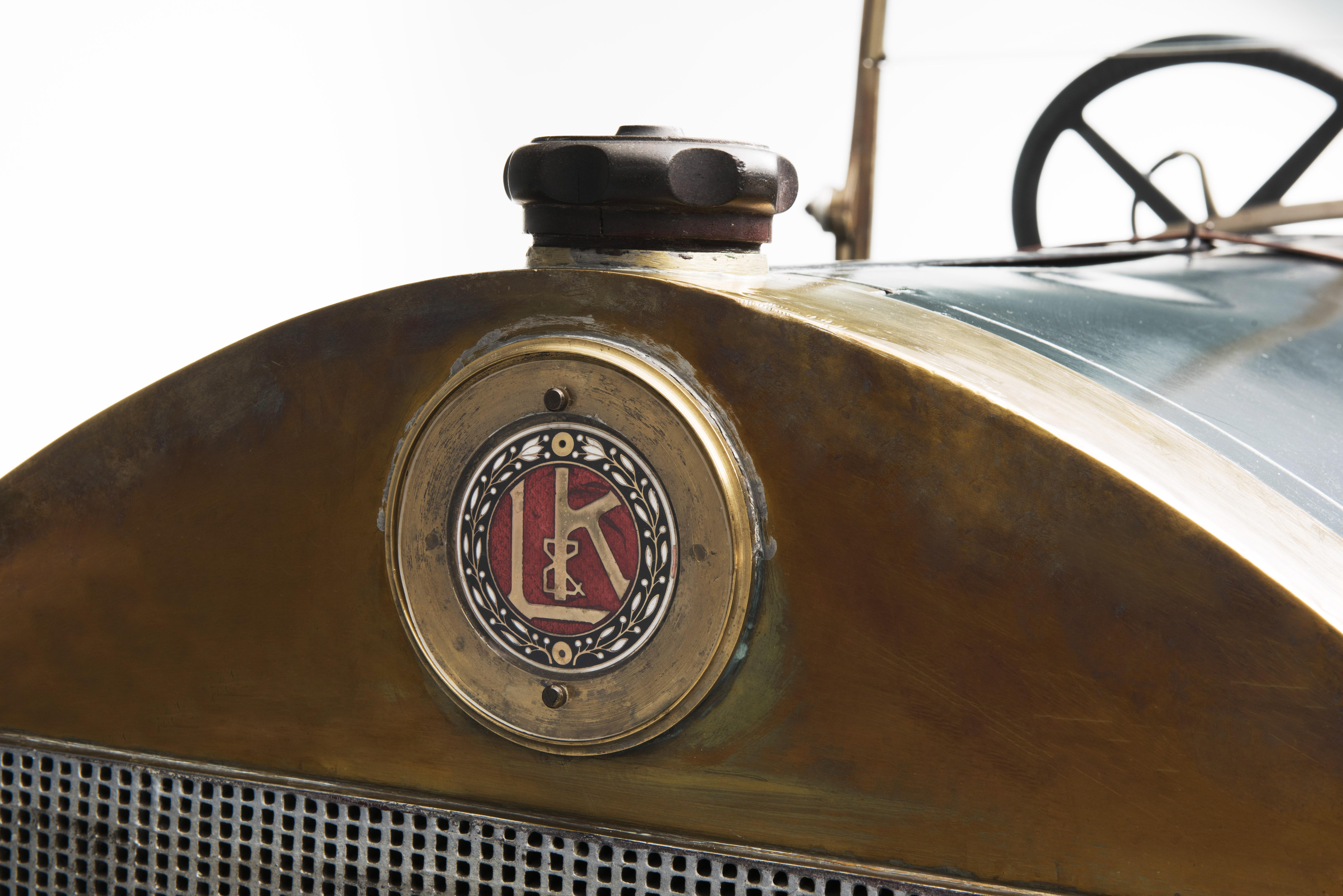 Laurin & Klement RK/M (1921): Racing driver Count Sascha Kolowrat-Krakowsky's favourite model - Image 3
