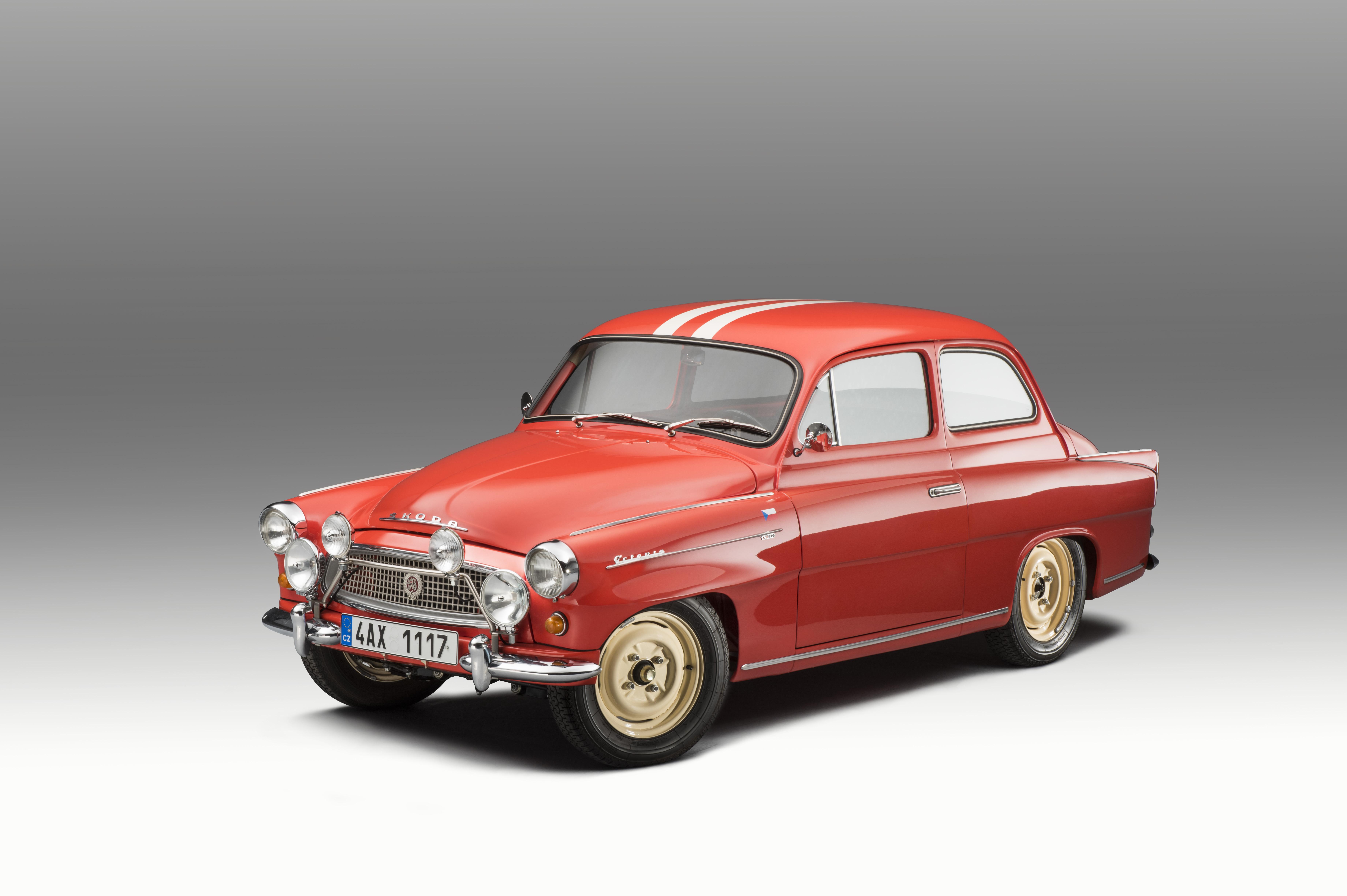 SKODA OCTAVIA TOURING SPORT (1960): Successful return to international rally courses - Image 6