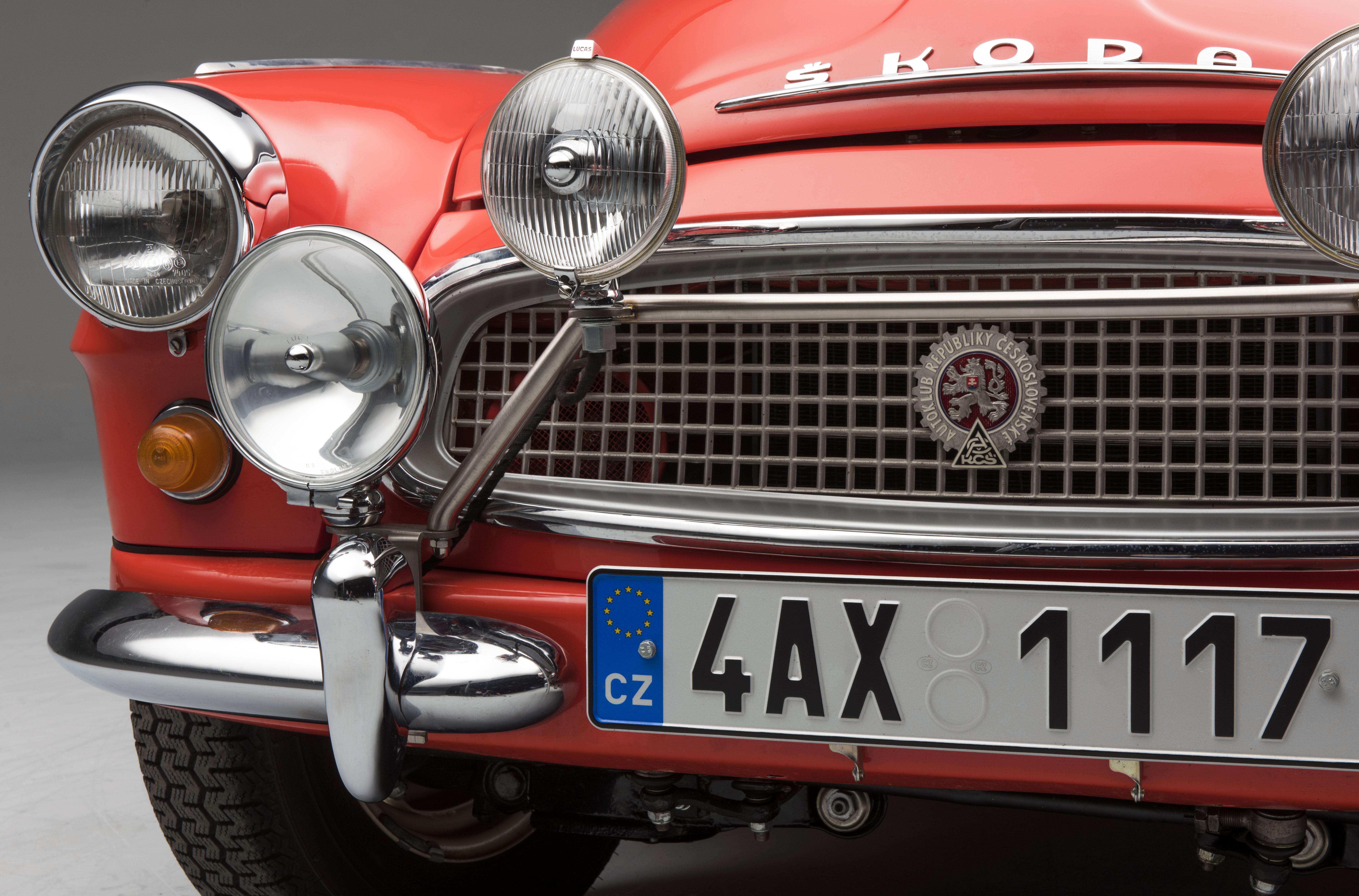 SKODA OCTAVIA TOURING SPORT (1960): Successful return to international rally courses - Image 2