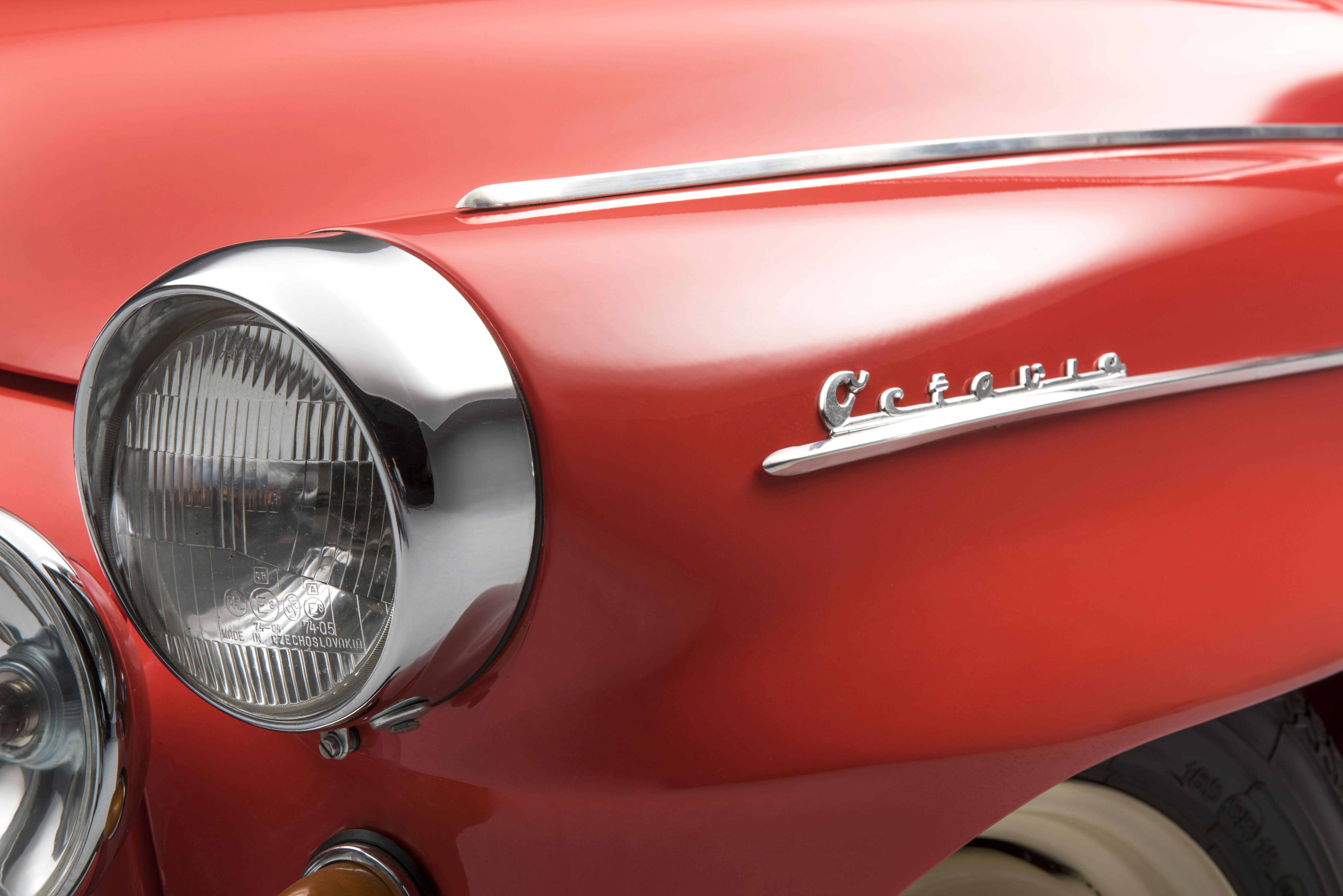 SKODA OCTAVIA TOURING SPORT (1960): Successful return to international rally courses - Image 3