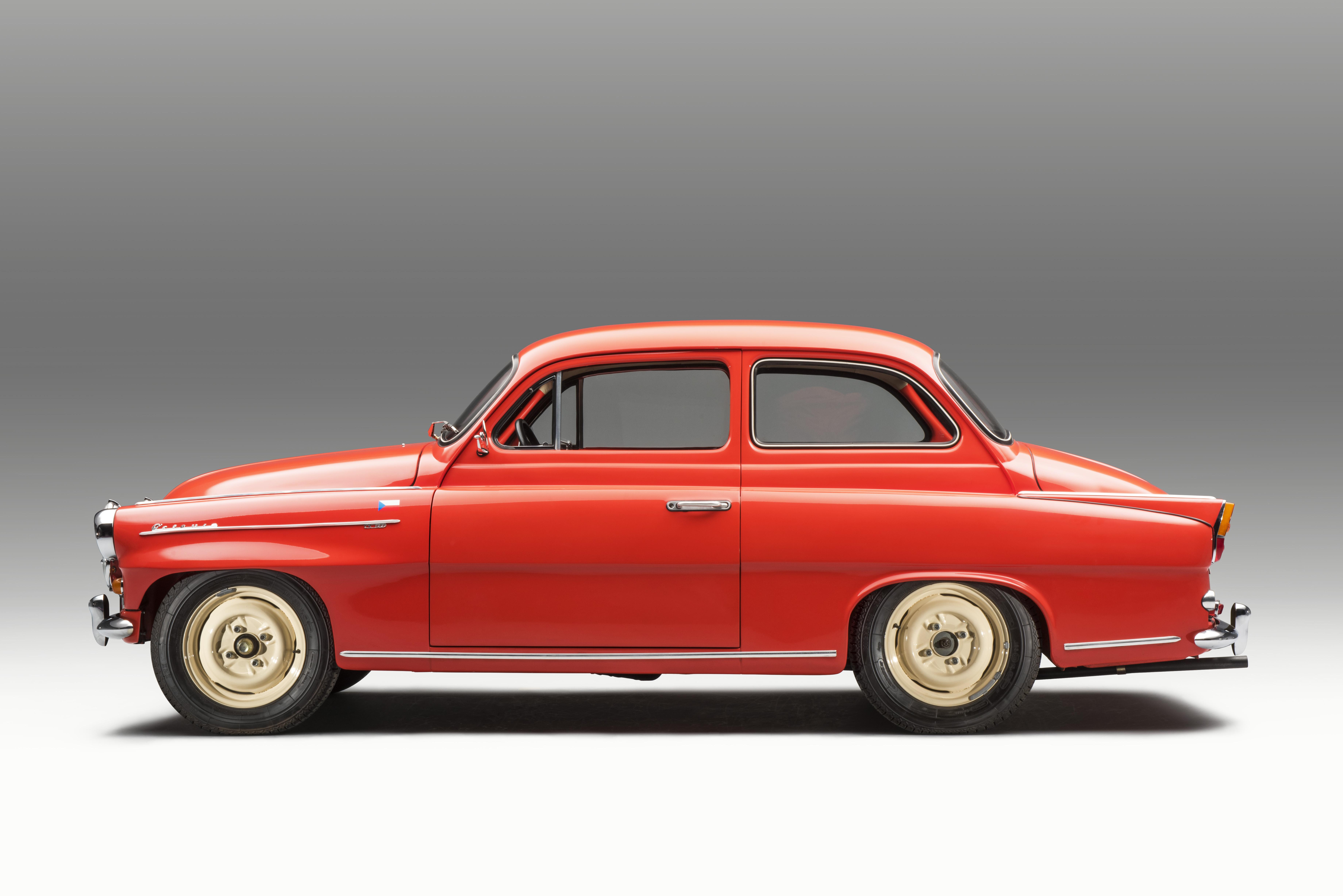SKODA OCTAVIA TOURING SPORT (1960): Successful return to international rally courses - Image 5