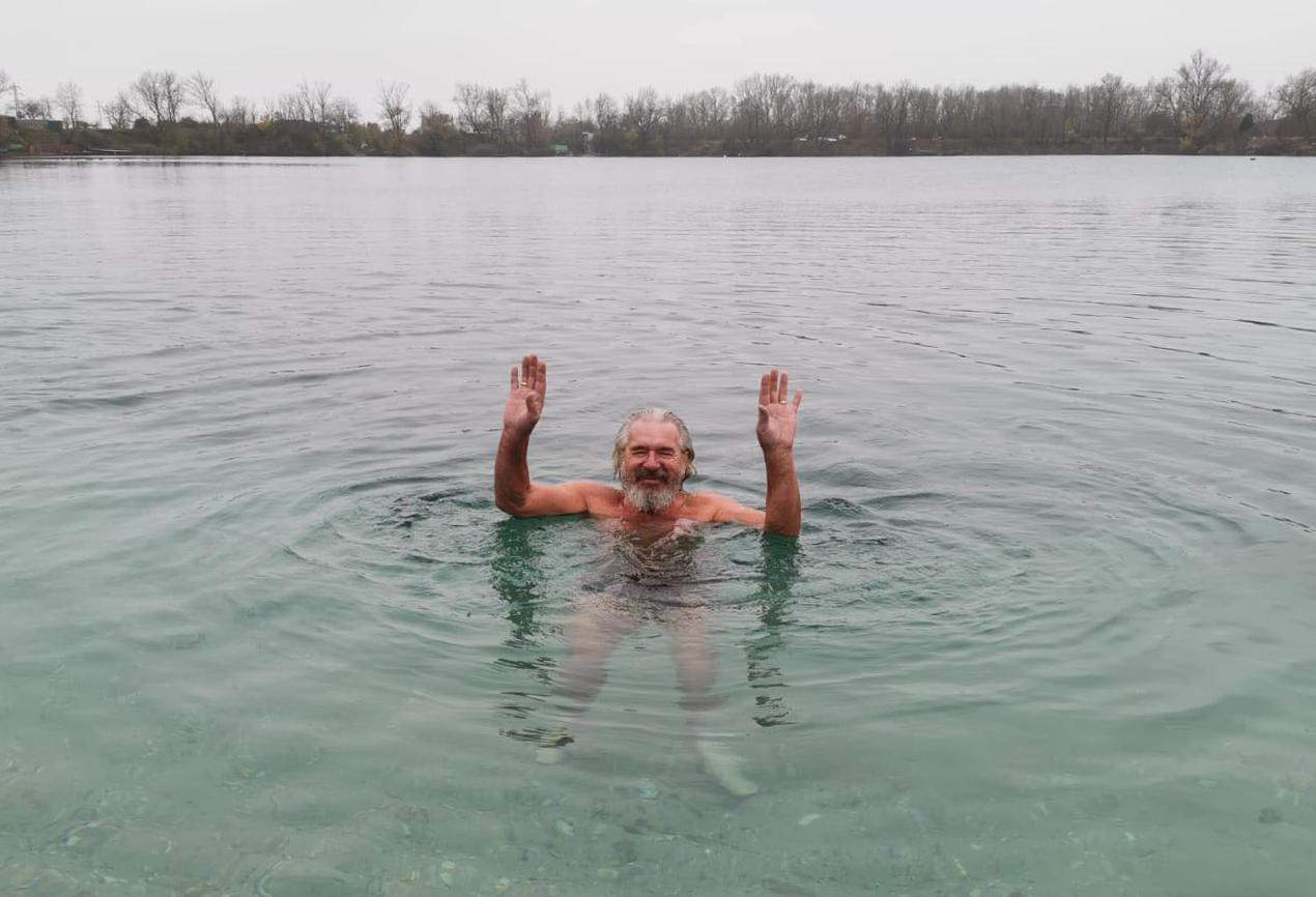 Otužovanie v jazere