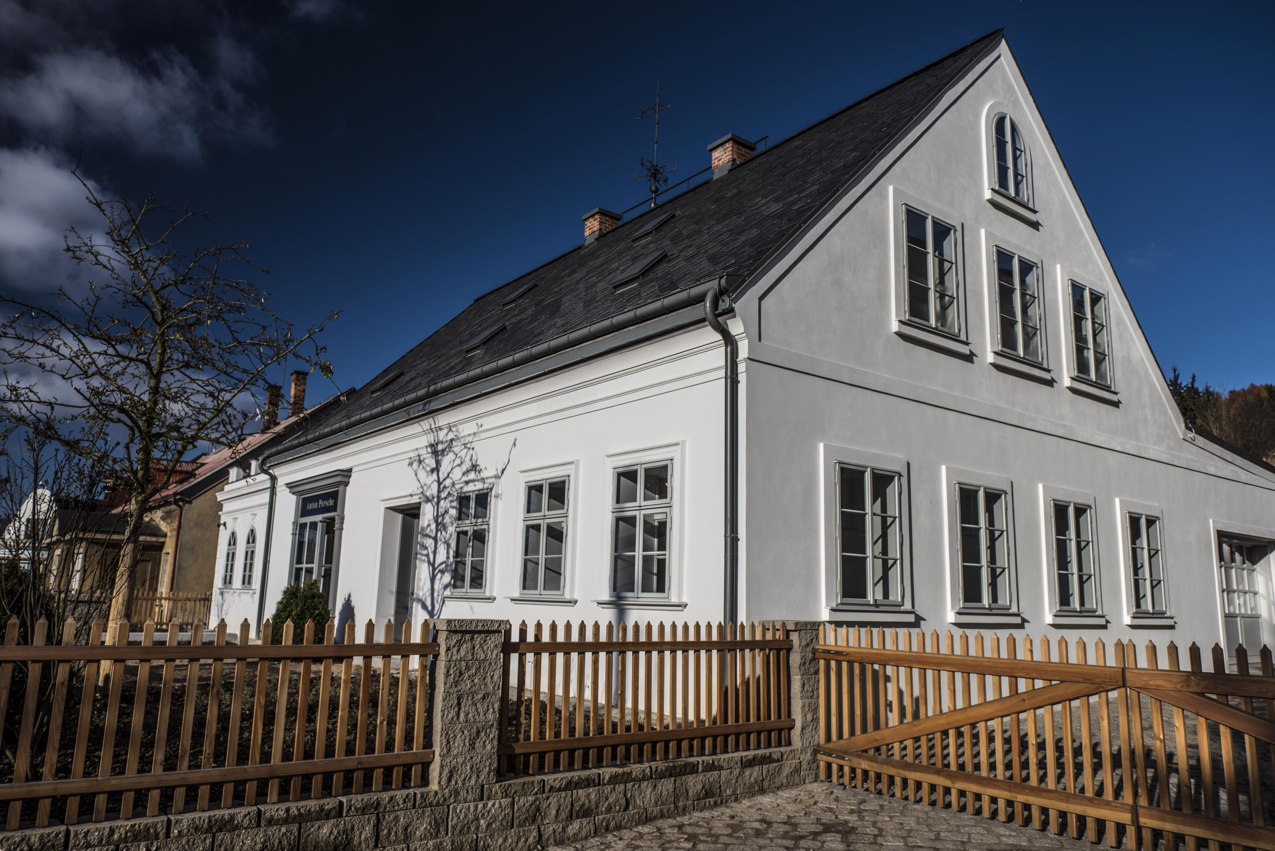 SKODA Museum and Ferdinand Porsche Birth House reopen - Image 1