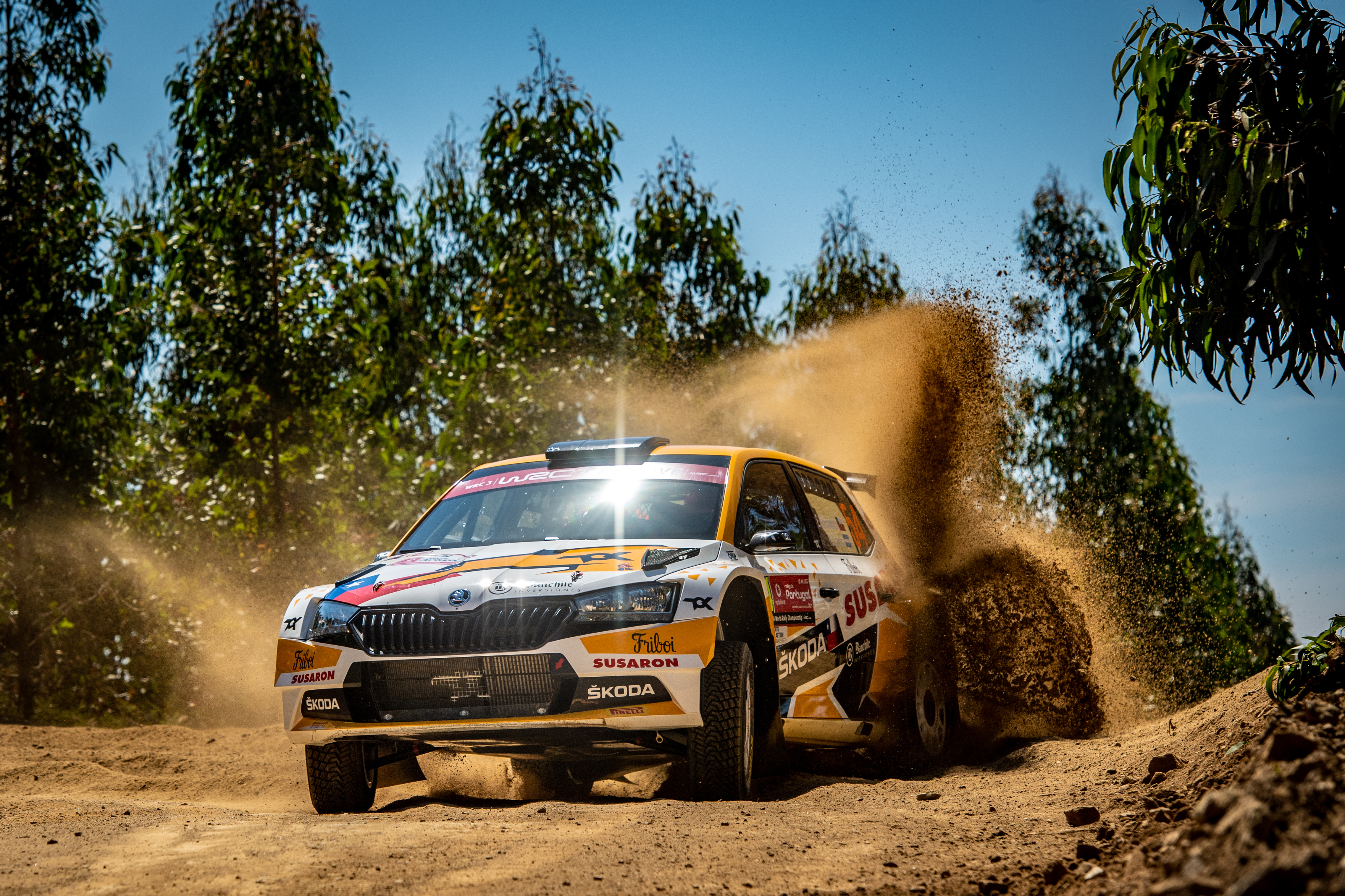 Rally Poland: SKODA Motorsport customer teams ready for European season opener - Image 1