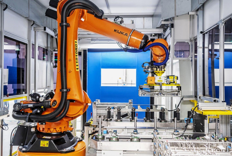 Smart Handling, výroba převodovek, Škoda Auto, Vrchlabí