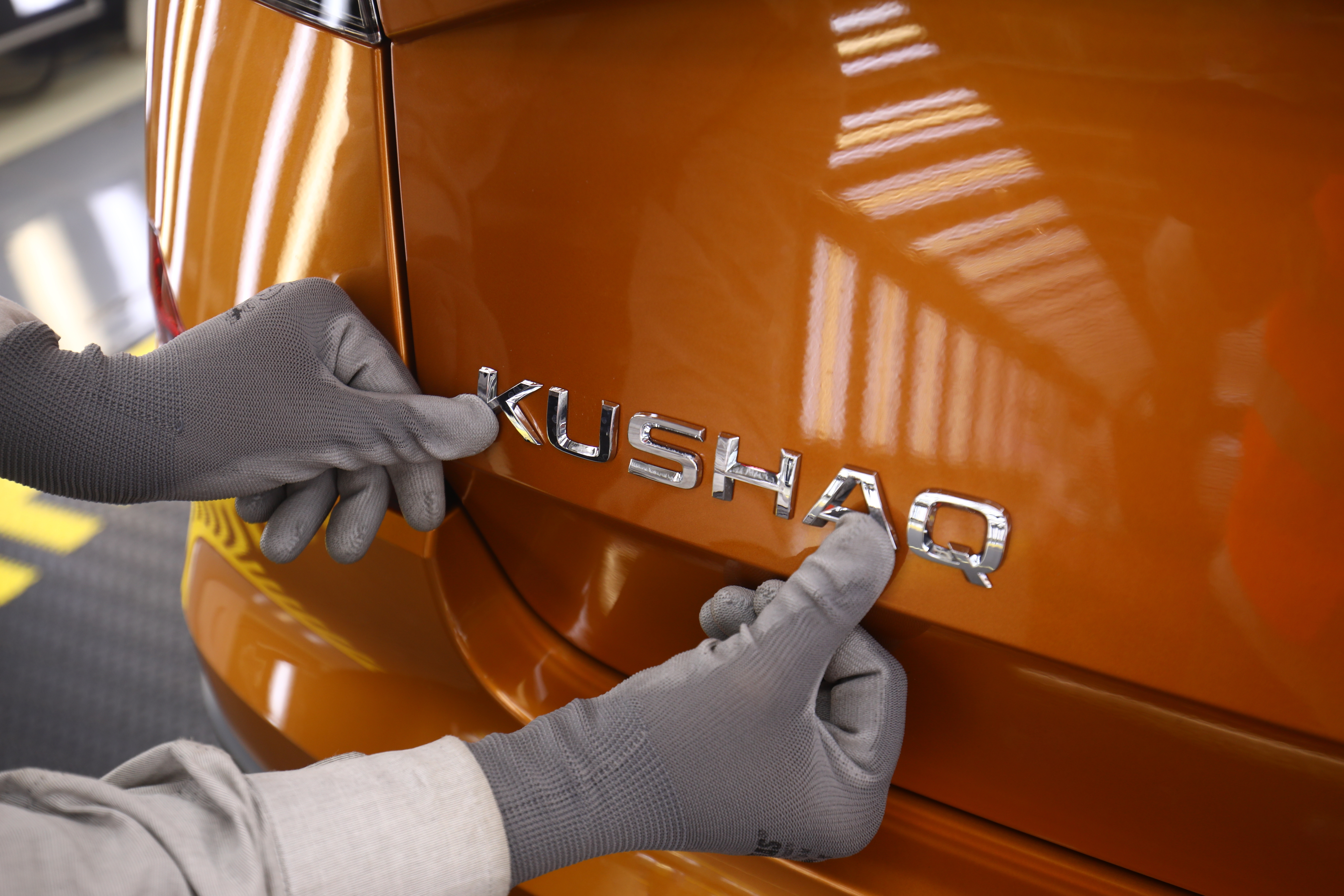 SKODA AUTO Volkswagen India Private Limited launches series production of the new SUV model KUSHAQ - Image 1