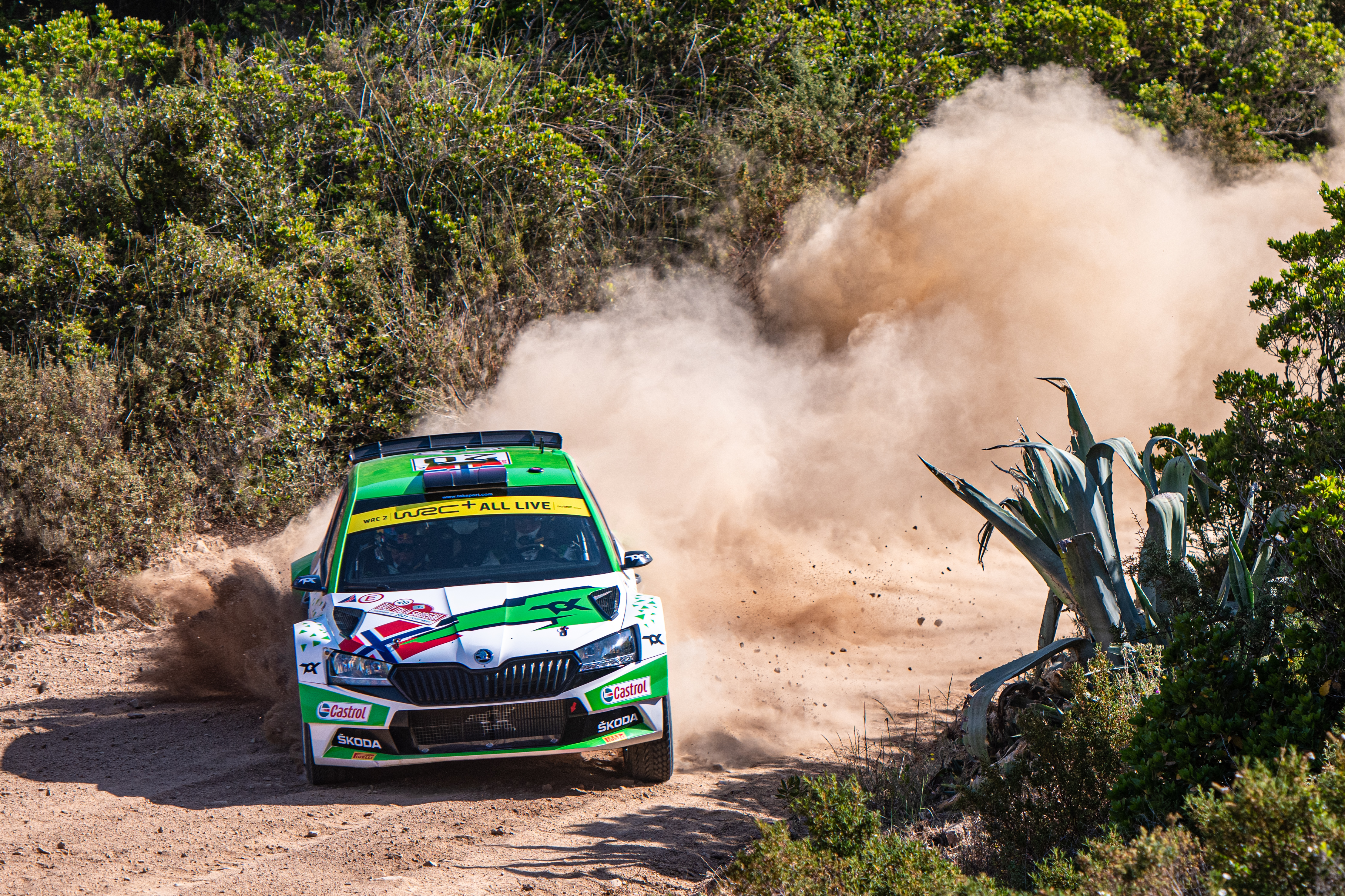 Rally Poland: SKODA Motorsport customer teams ready for European season opener - Image 3