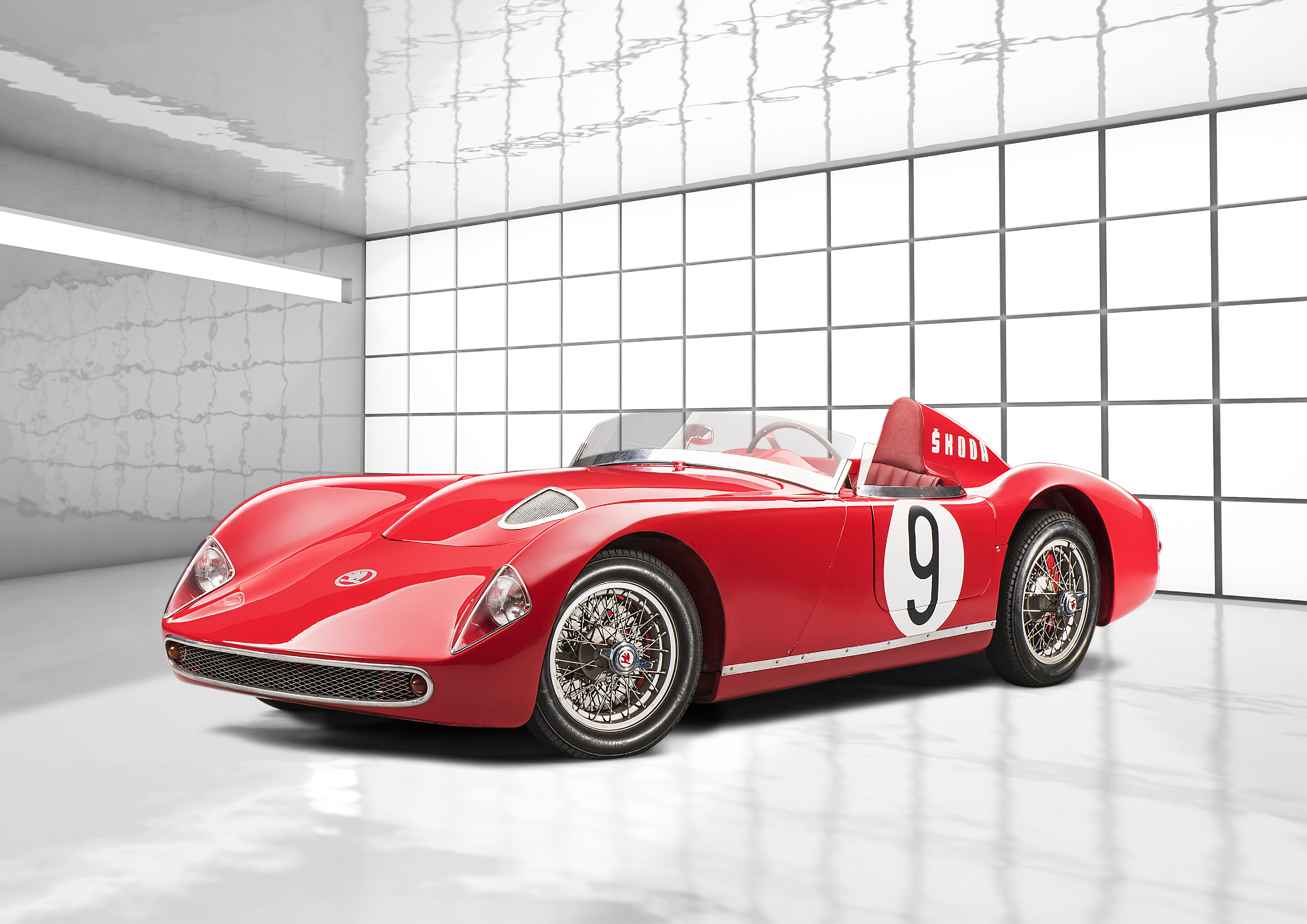 SKODA 1100 OHC (1957): The beautiful dream of Le Mans - Image 8